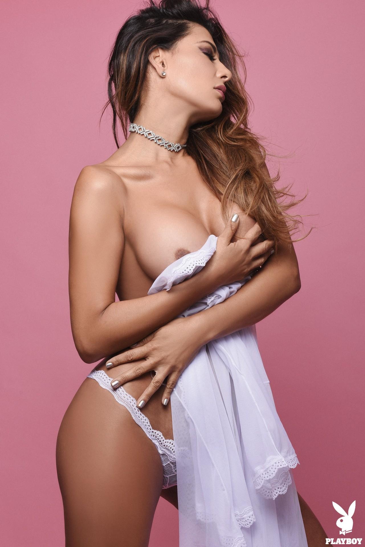 Viviana Castrillón in Playboy Mexico 9