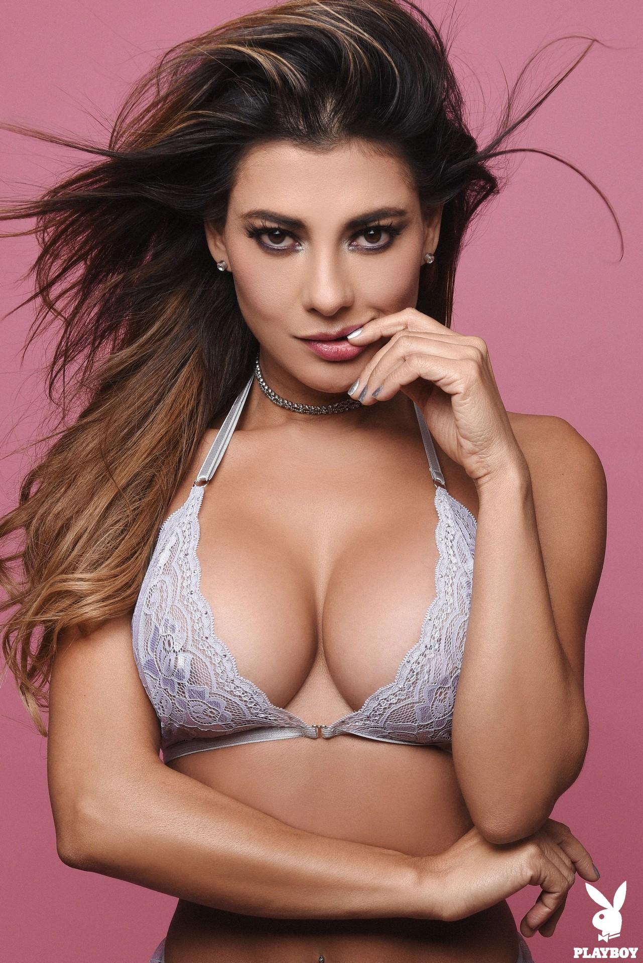 Viviana Castrillón in Playboy Mexico 10