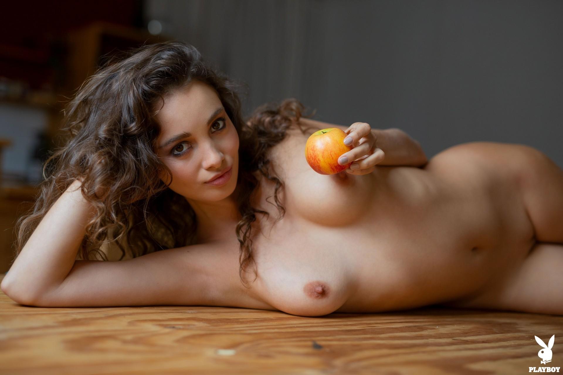 Calypso Muse in Tempting Fruit - Playboy Plus 23