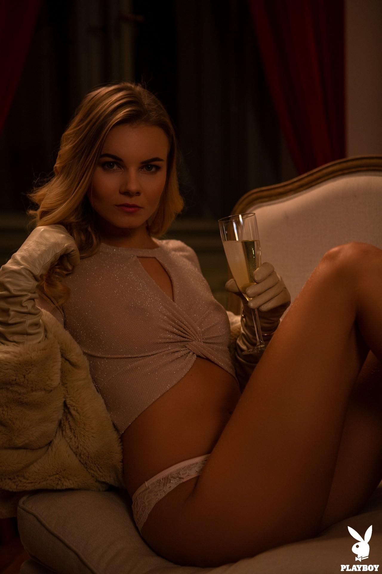 Kate Jones in Exquisite Allure - Playboy Plus 3