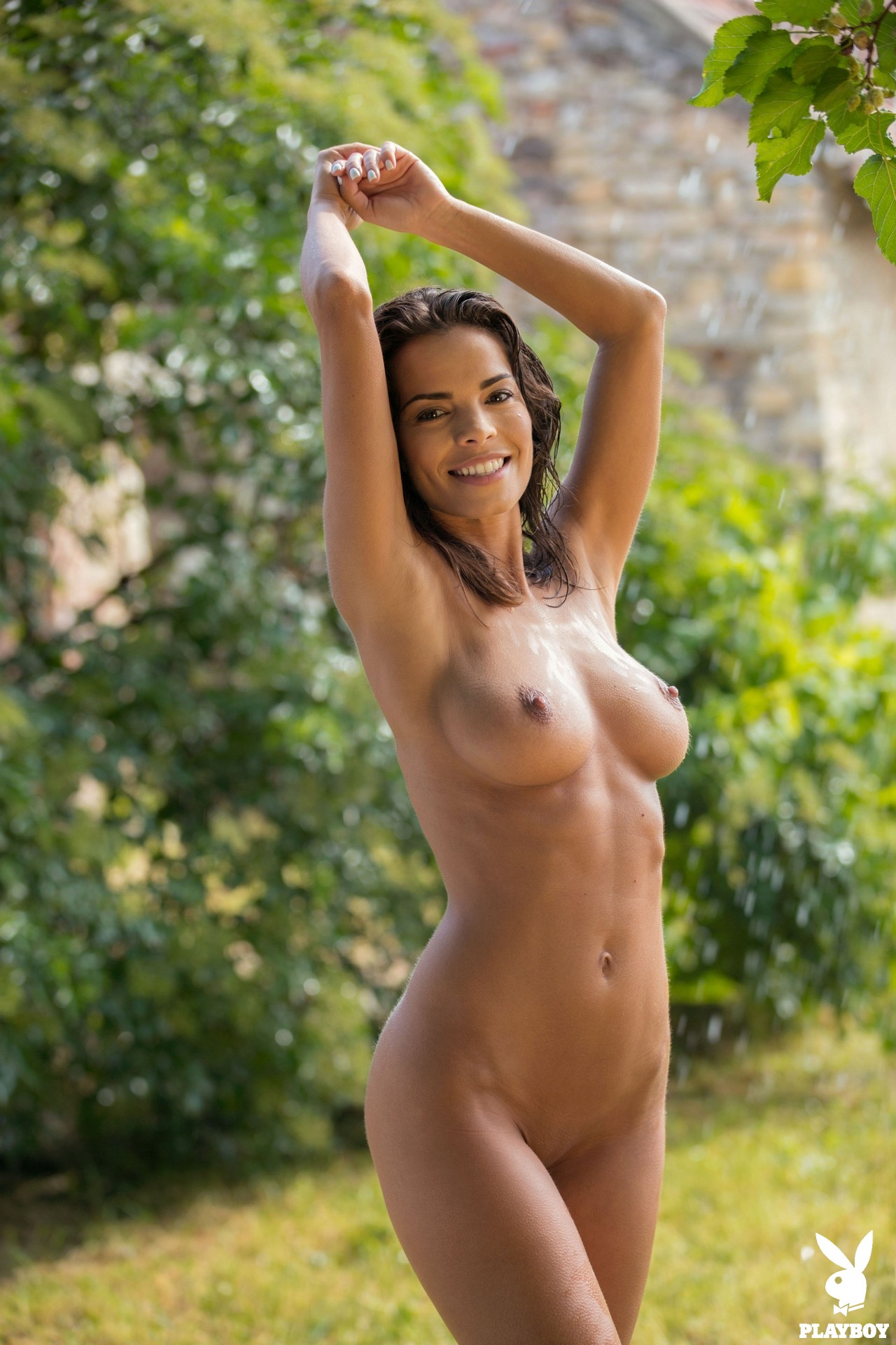 Natalie Costello in Sublime Shower - Playboy Plus 12