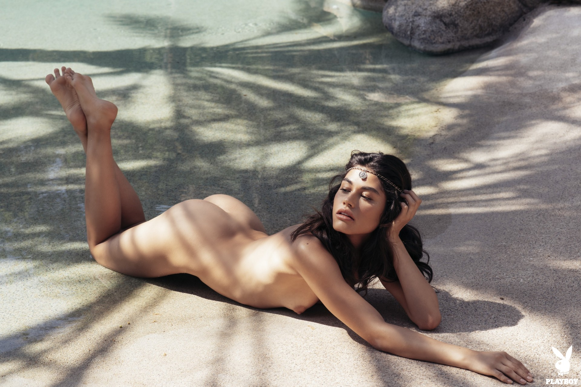 Playmate August 2018: Lorena Medina - Playboy Plus 20