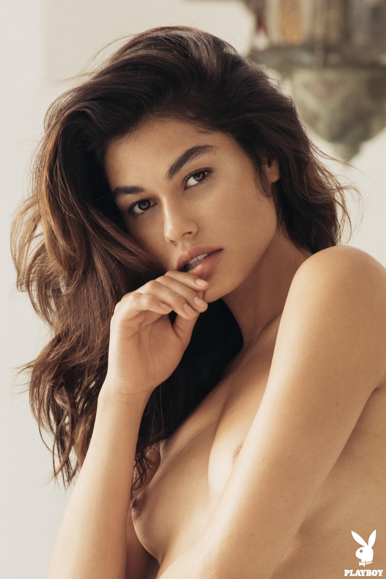Playmate August 2018: Lorena Medina - Playboy Plus 1