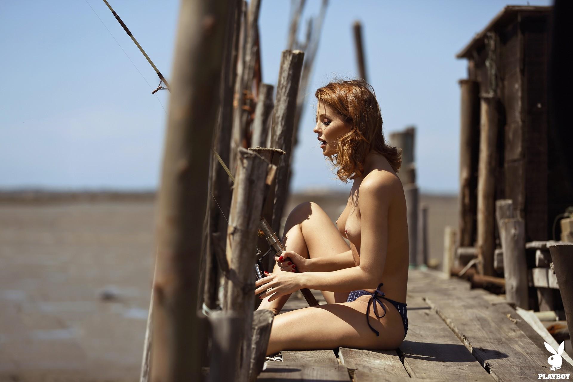 Playmate July 2018: Valeria Lakhina - Playboy Plus 2