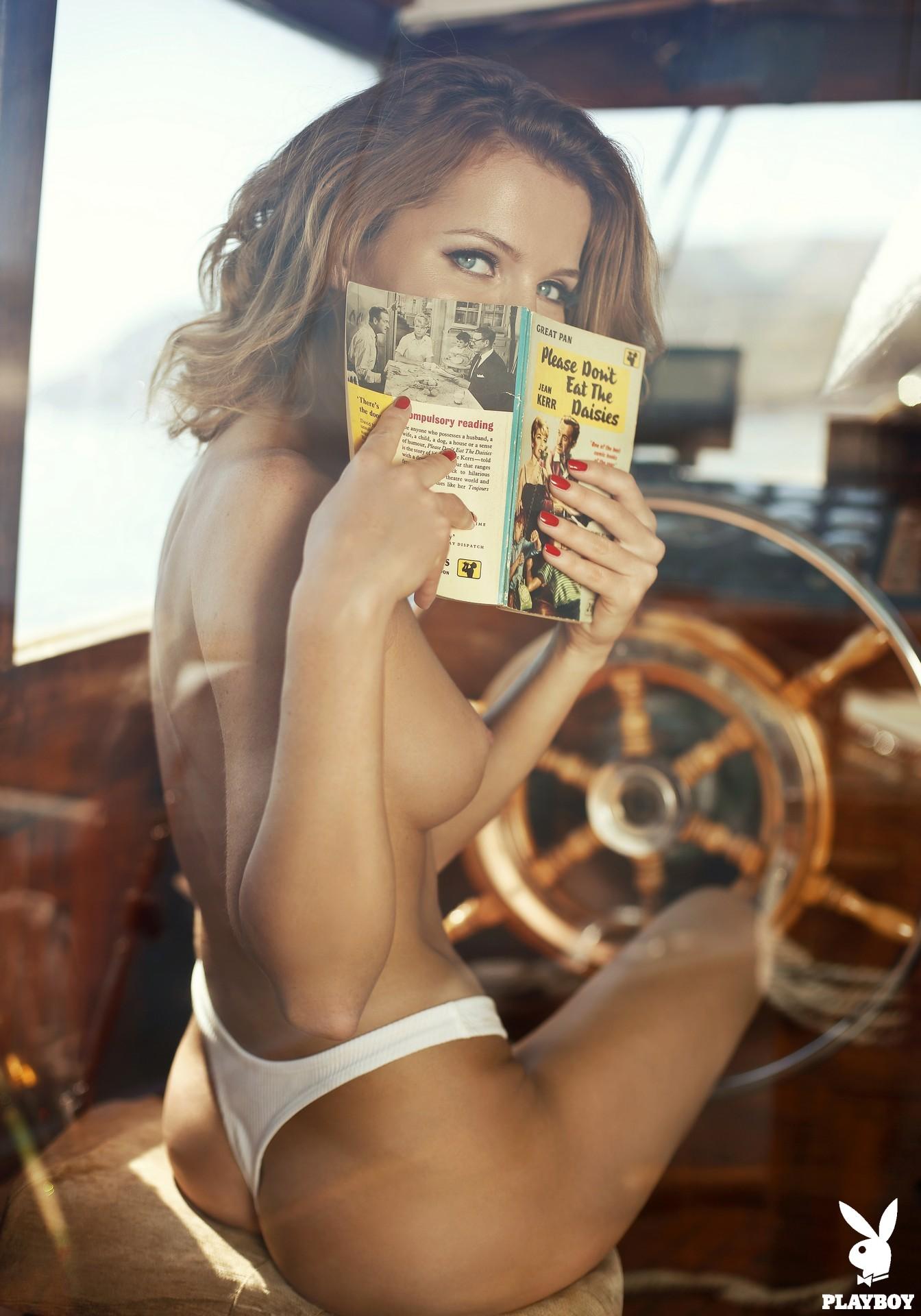 Playmate July 2018: Valeria Lakhina - Playboy Plus 21