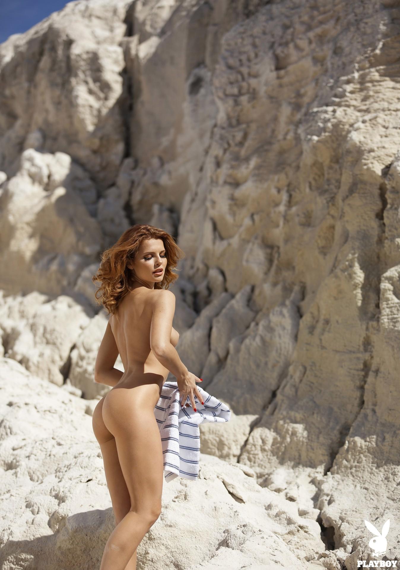 Playmate July 2018: Valeria Lakhina - Playboy Plus 38