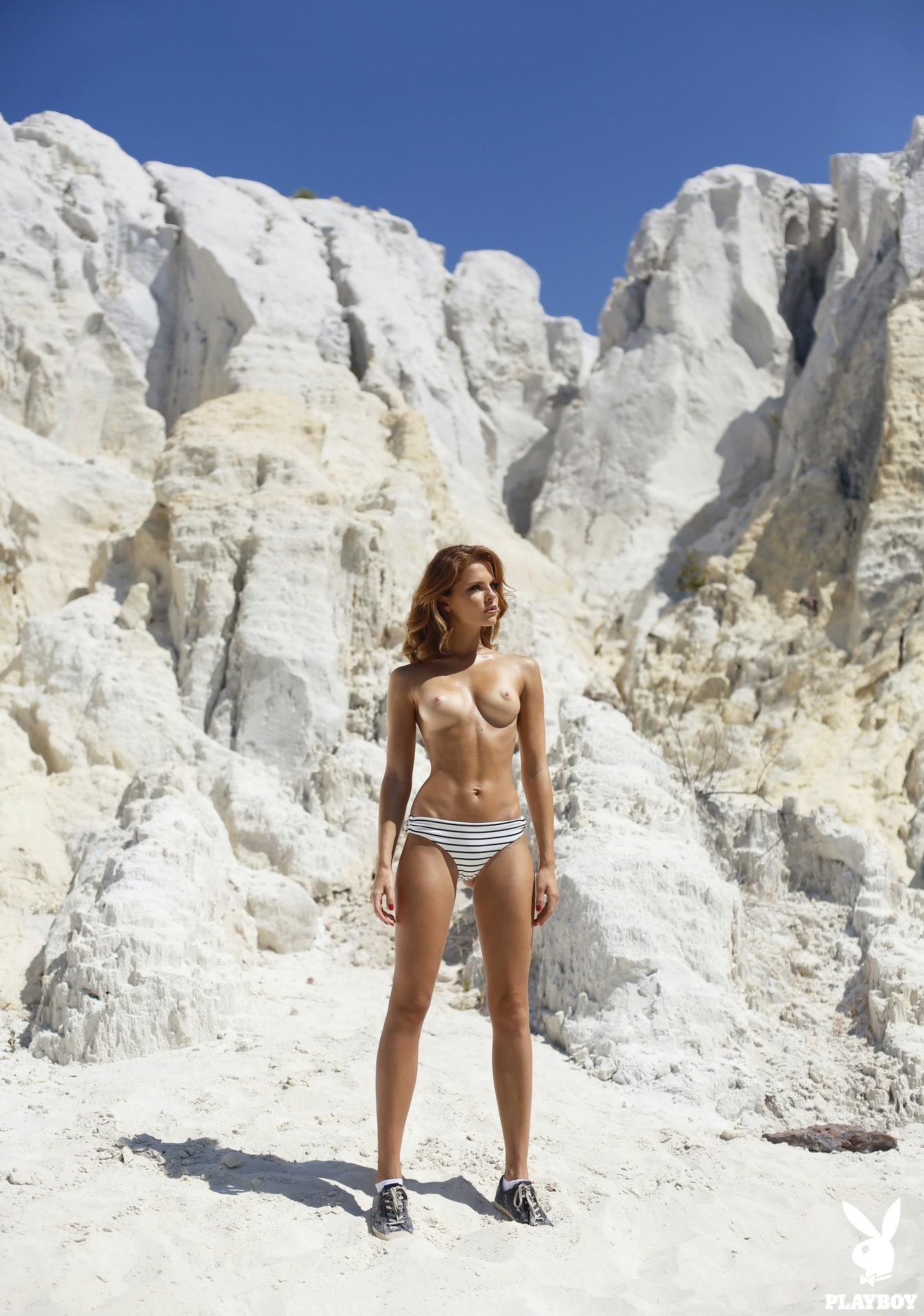 Playmate July 2018: Valeria Lakhina - Playboy Plus 45