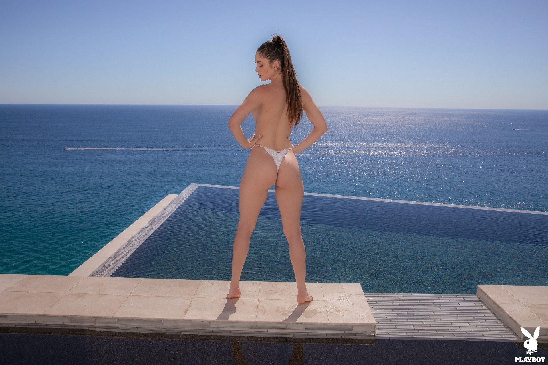 Rosé in Over the Horizon - Playboy Plus 11