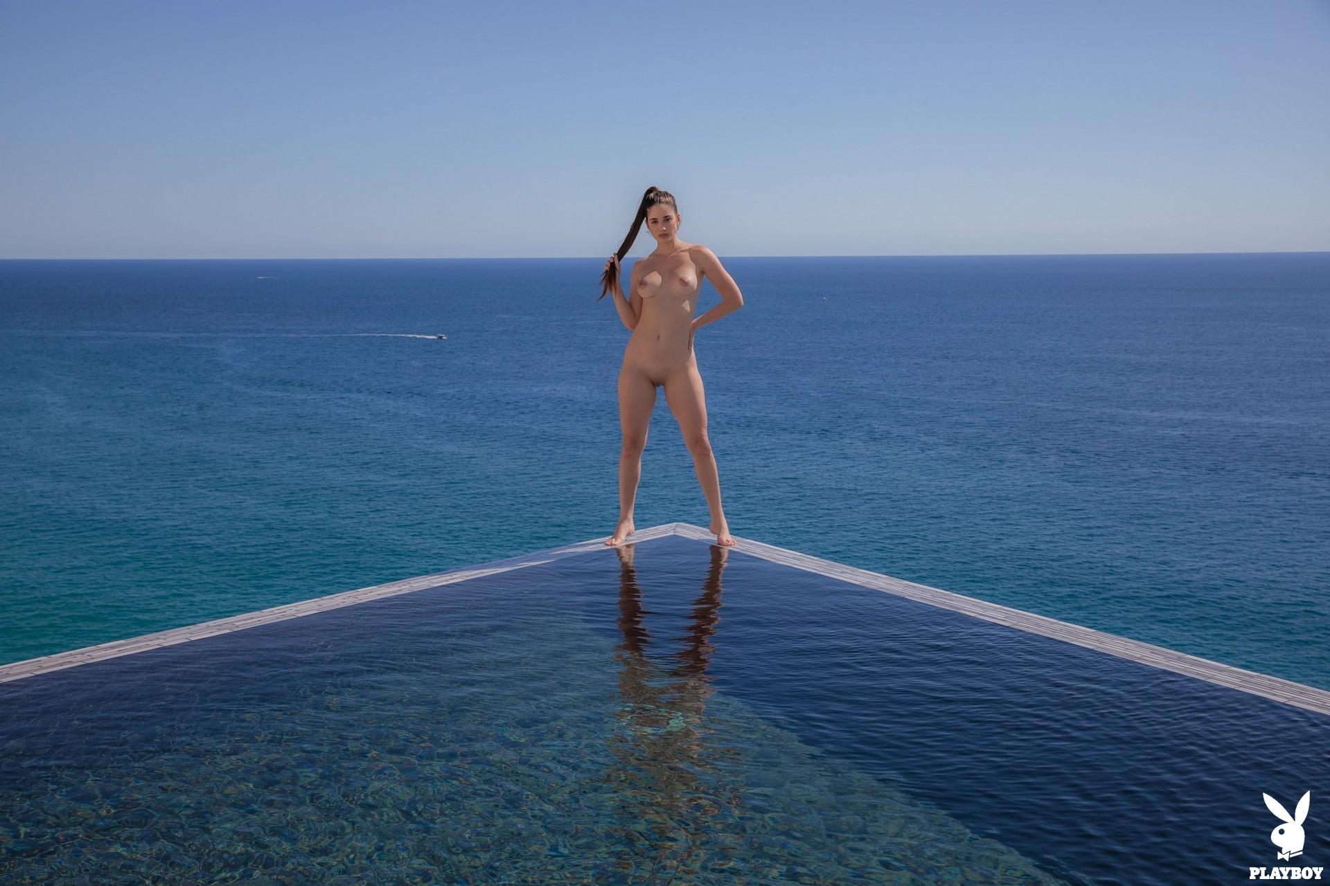 Rosé in Over the Horizon - Playboy Plus 17
