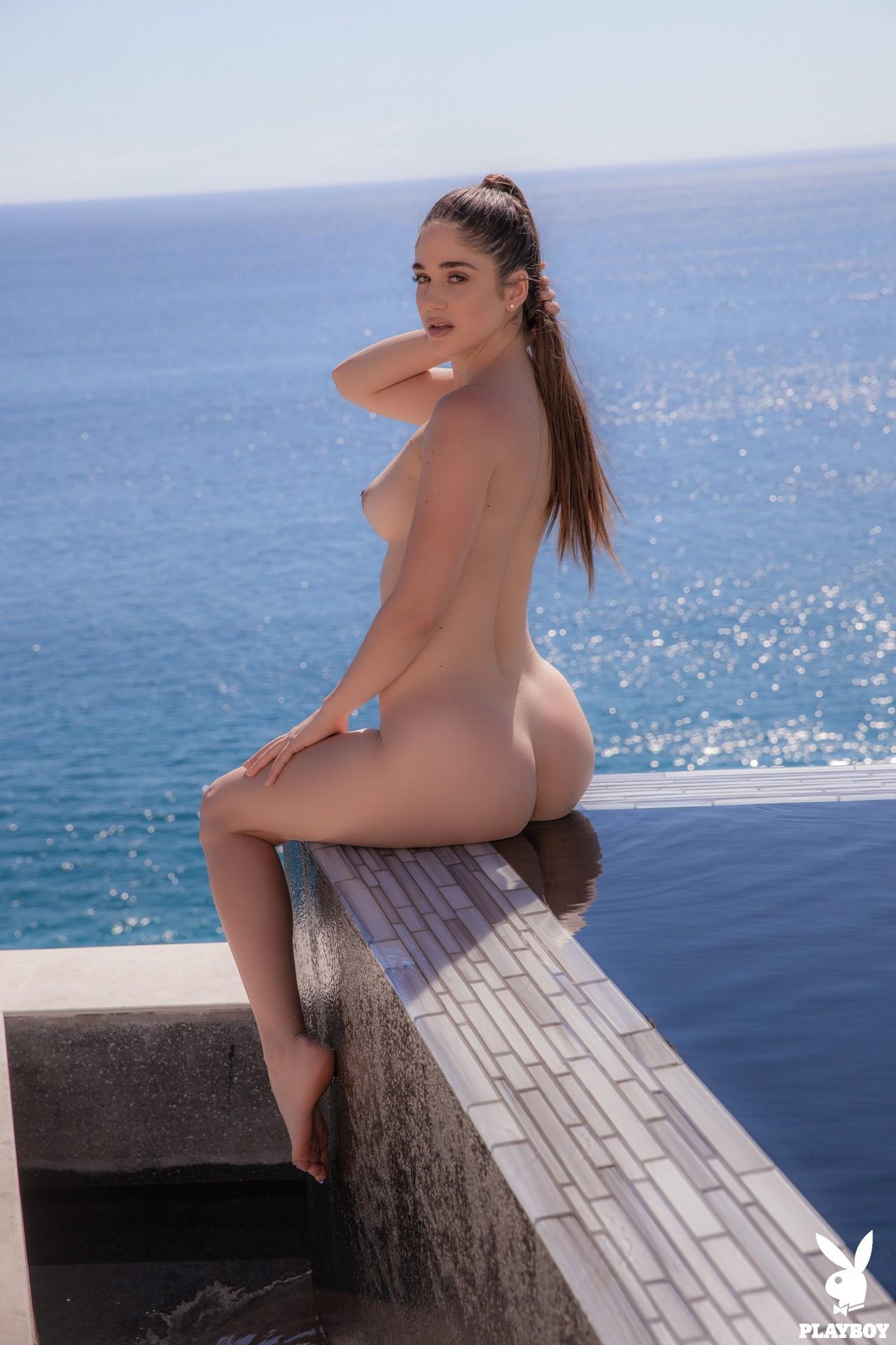 Rosé in Over the Horizon - Playboy Plus 20