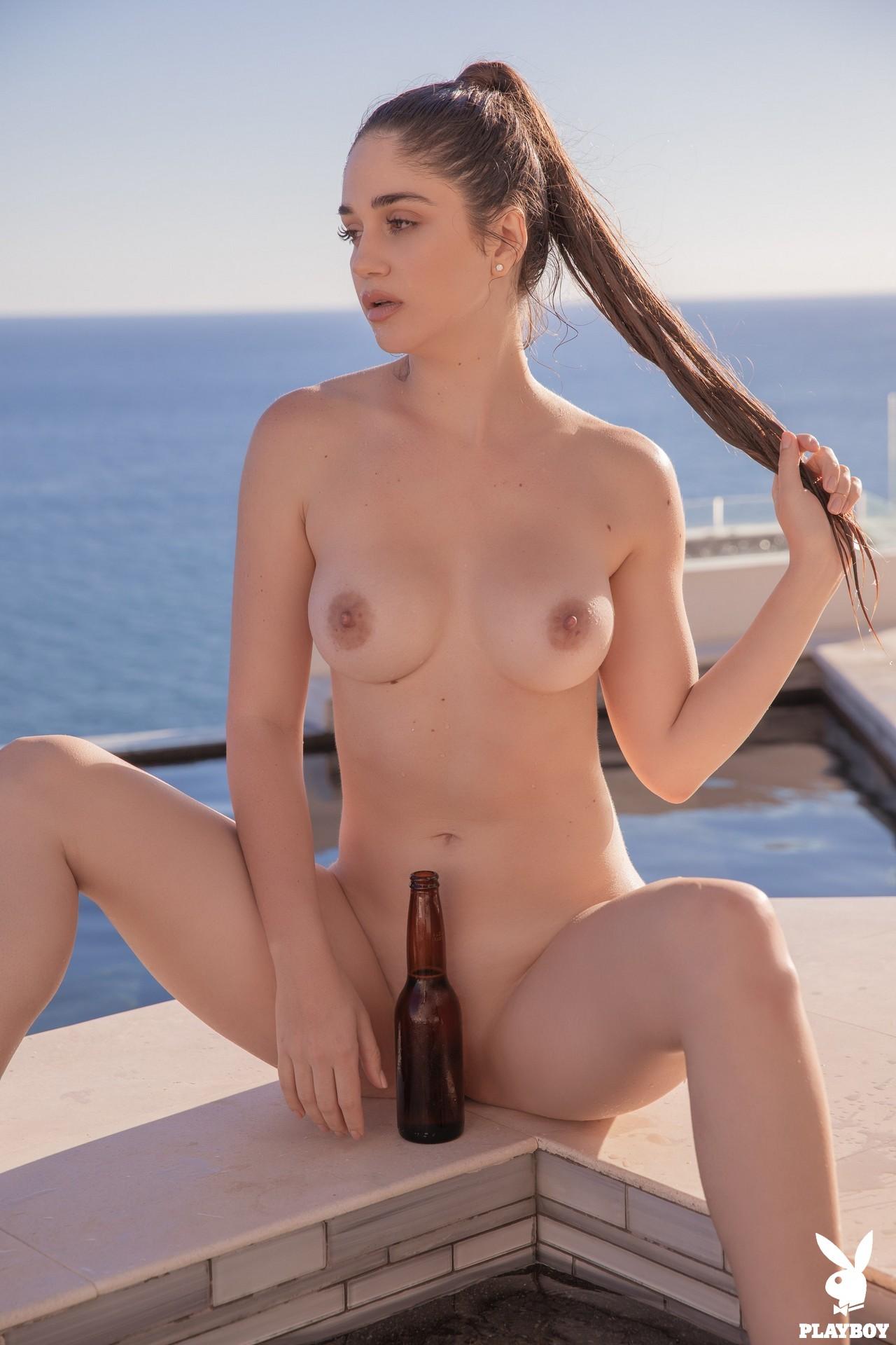Rosé in Over the Horizon - Playboy Plus 30