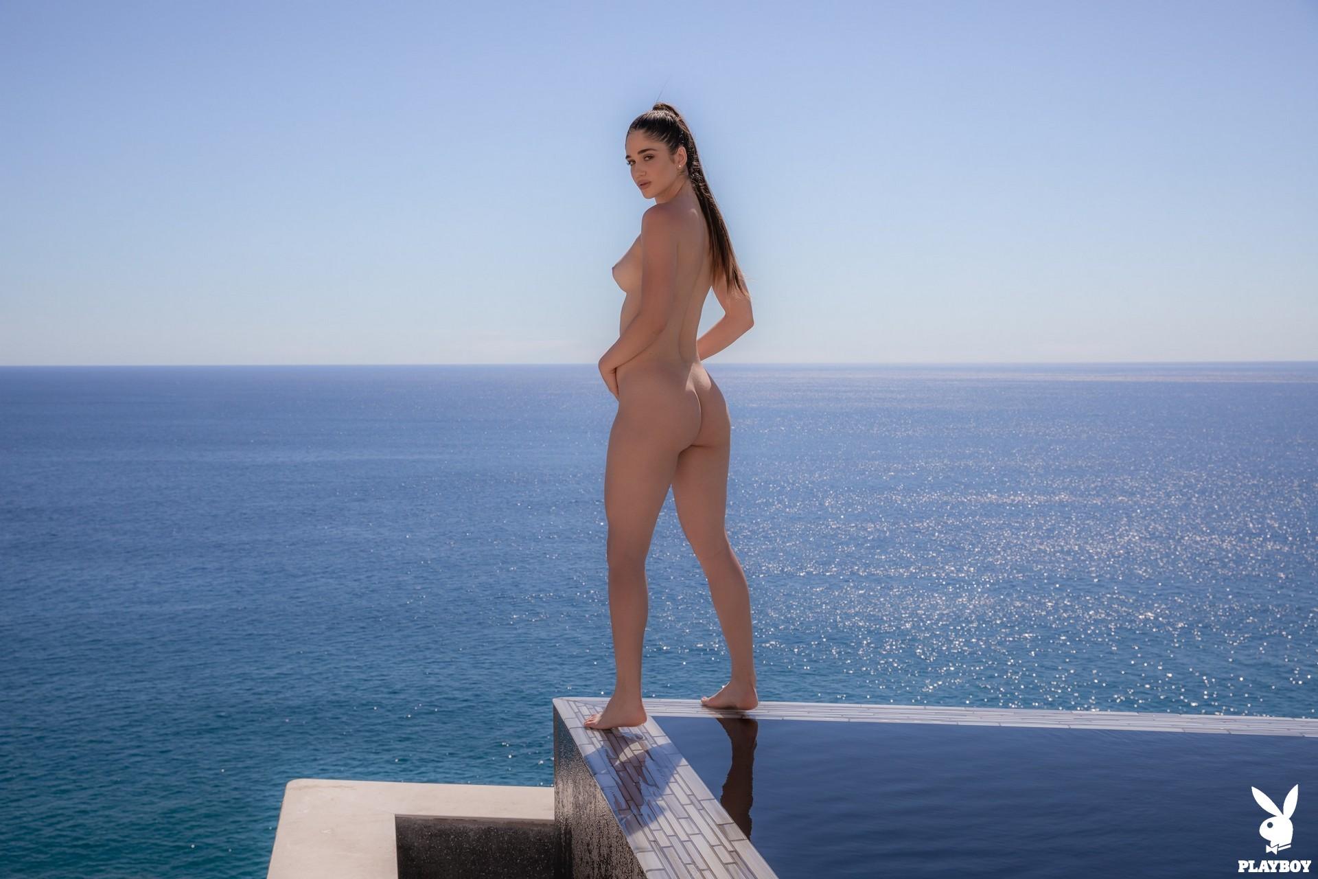 Rosé in Over the Horizon - Playboy Plus 40