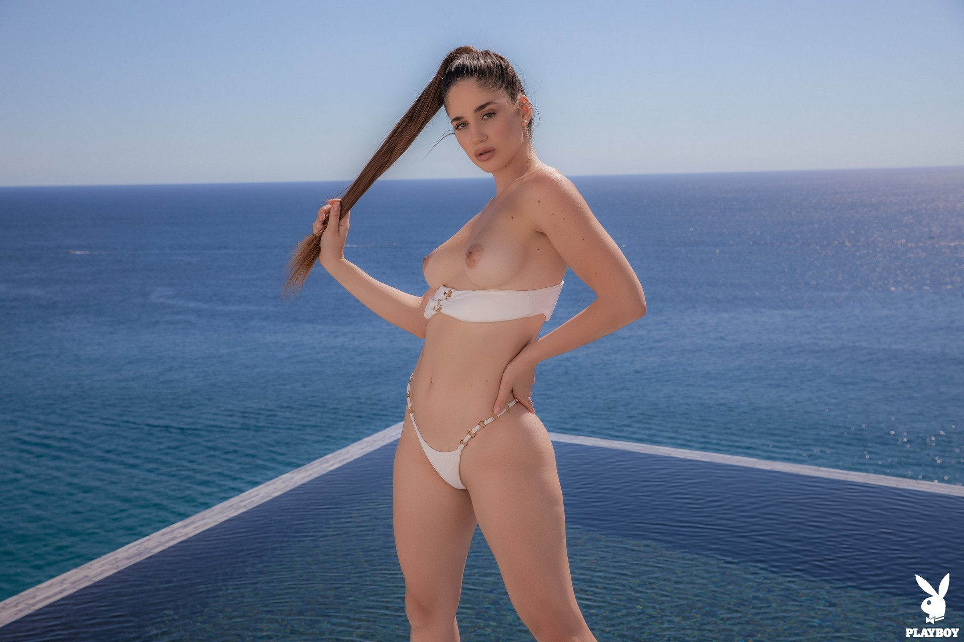 Rosé in Over the Horizon - Playboy Plus 8