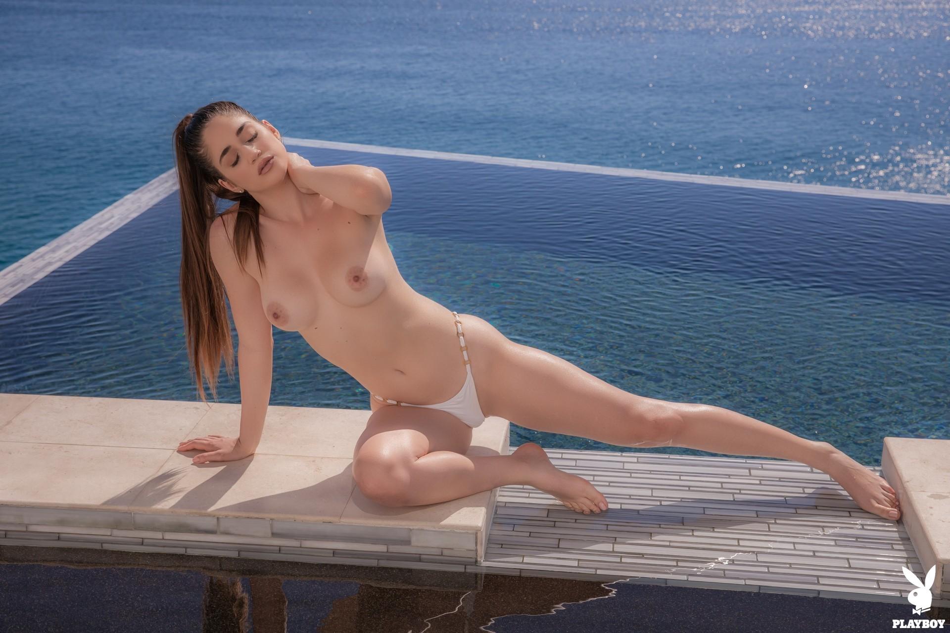 Rosé in Over the Horizon - Playboy Plus 9