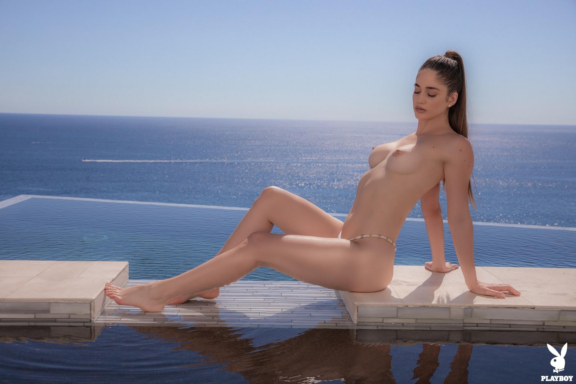 Rosé in Over the Horizon - Playboy Plus 10