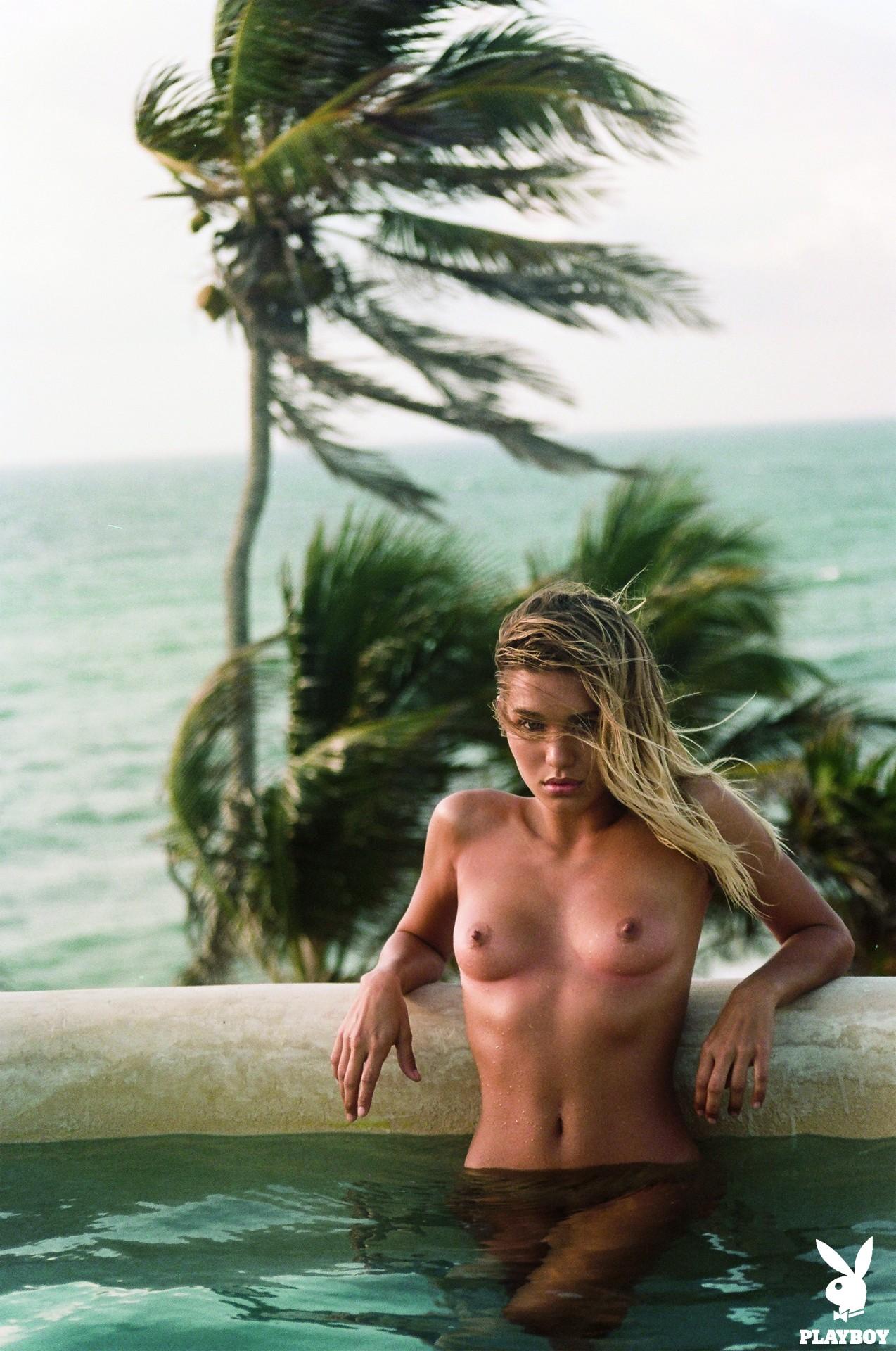 Tara Lynn in Caribbean Sands - Playboy Plus 6