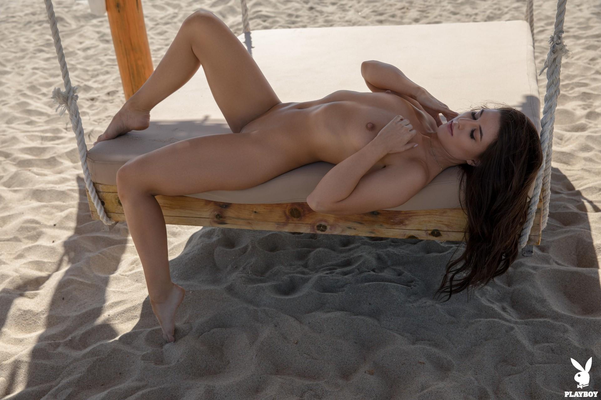 Carmen Nikole In Sizzling Sands Playboy Plus (23)