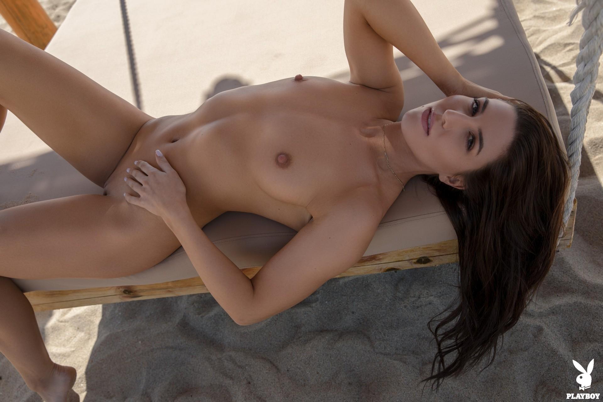 Carmen Nikole In Sizzling Sands Playboy Plus (24)