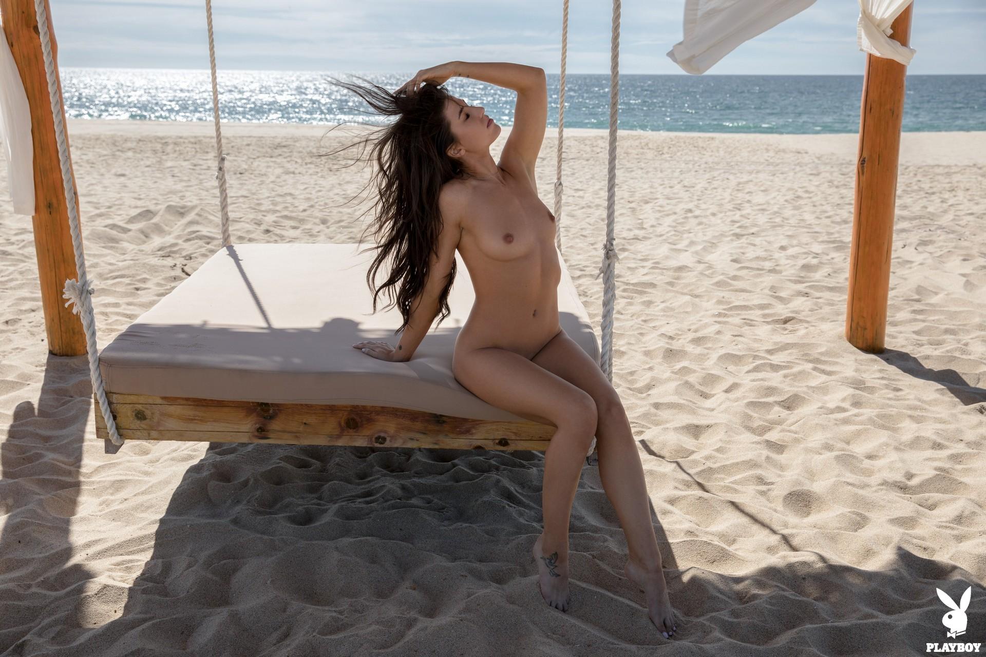 Carmen Nikole In Sizzling Sands Playboy Plus (25)