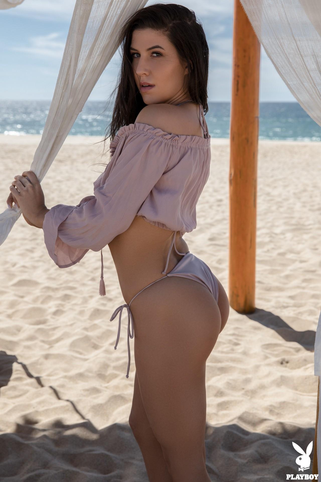 Carmen Nikole In Sizzling Sands Playboy Plus (31)