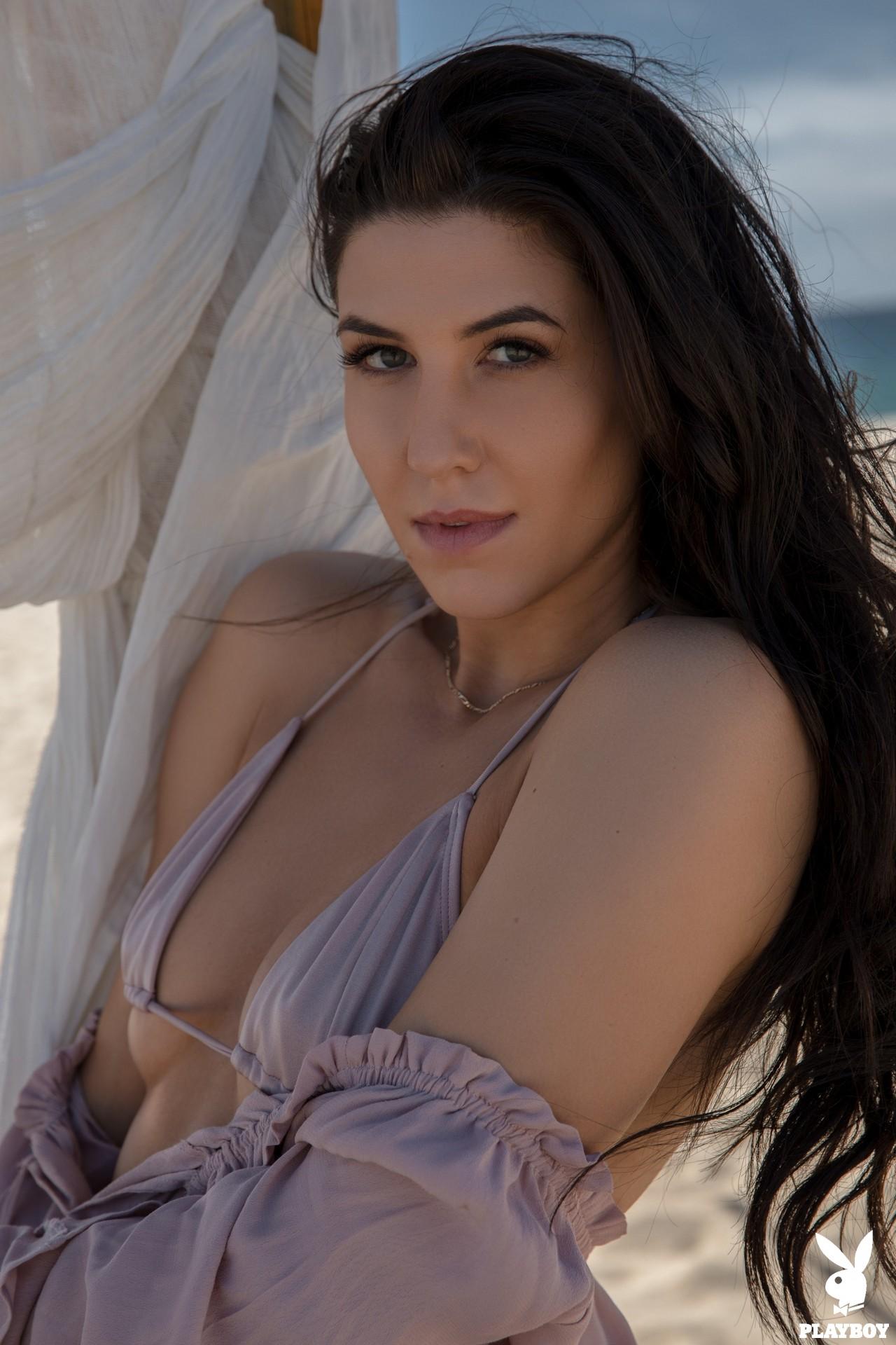 Carmen Nikole In Sizzling Sands Playboy Plus (34)