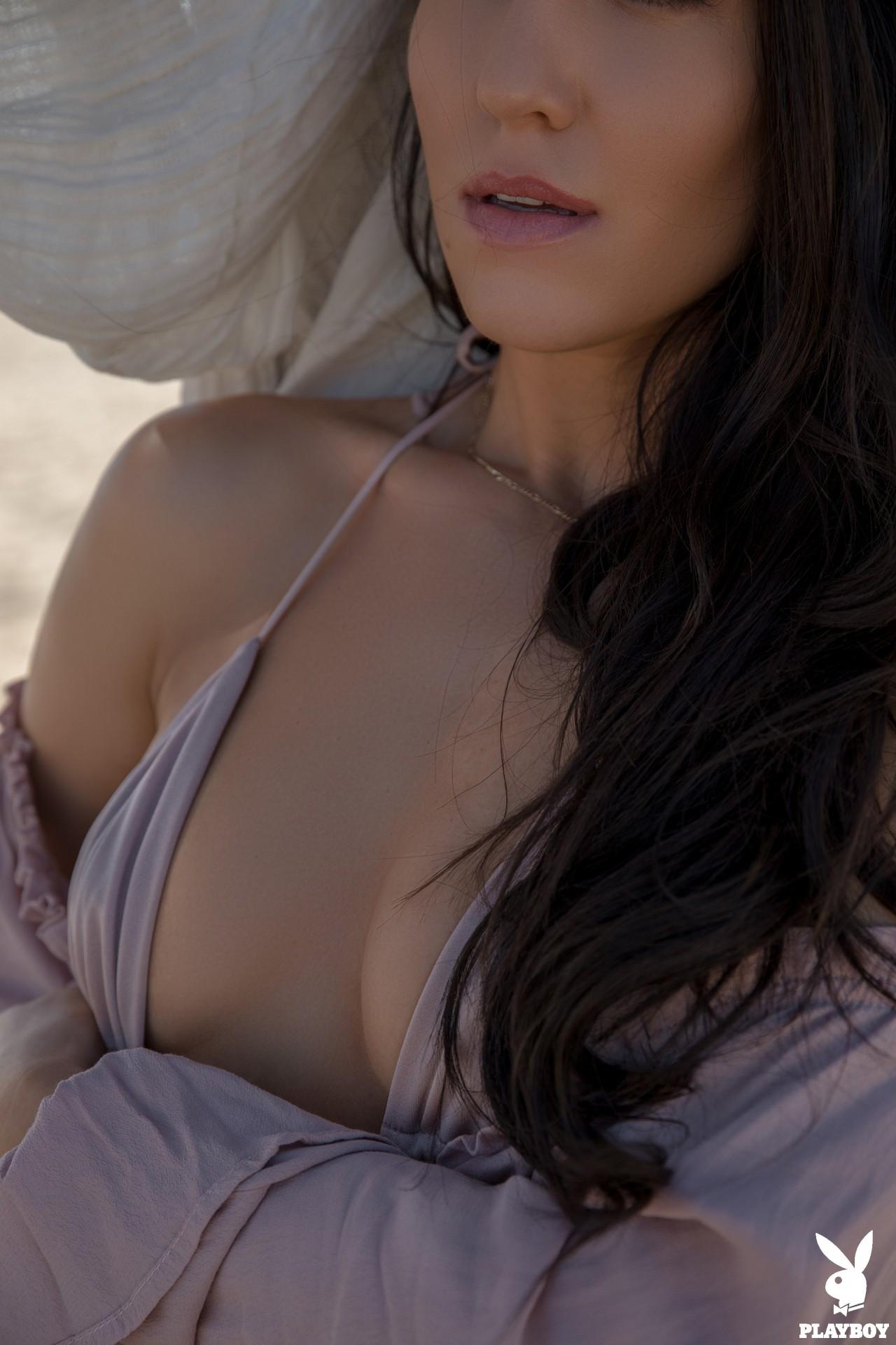 Carmen Nikole In Sizzling Sands Playboy Plus (37)