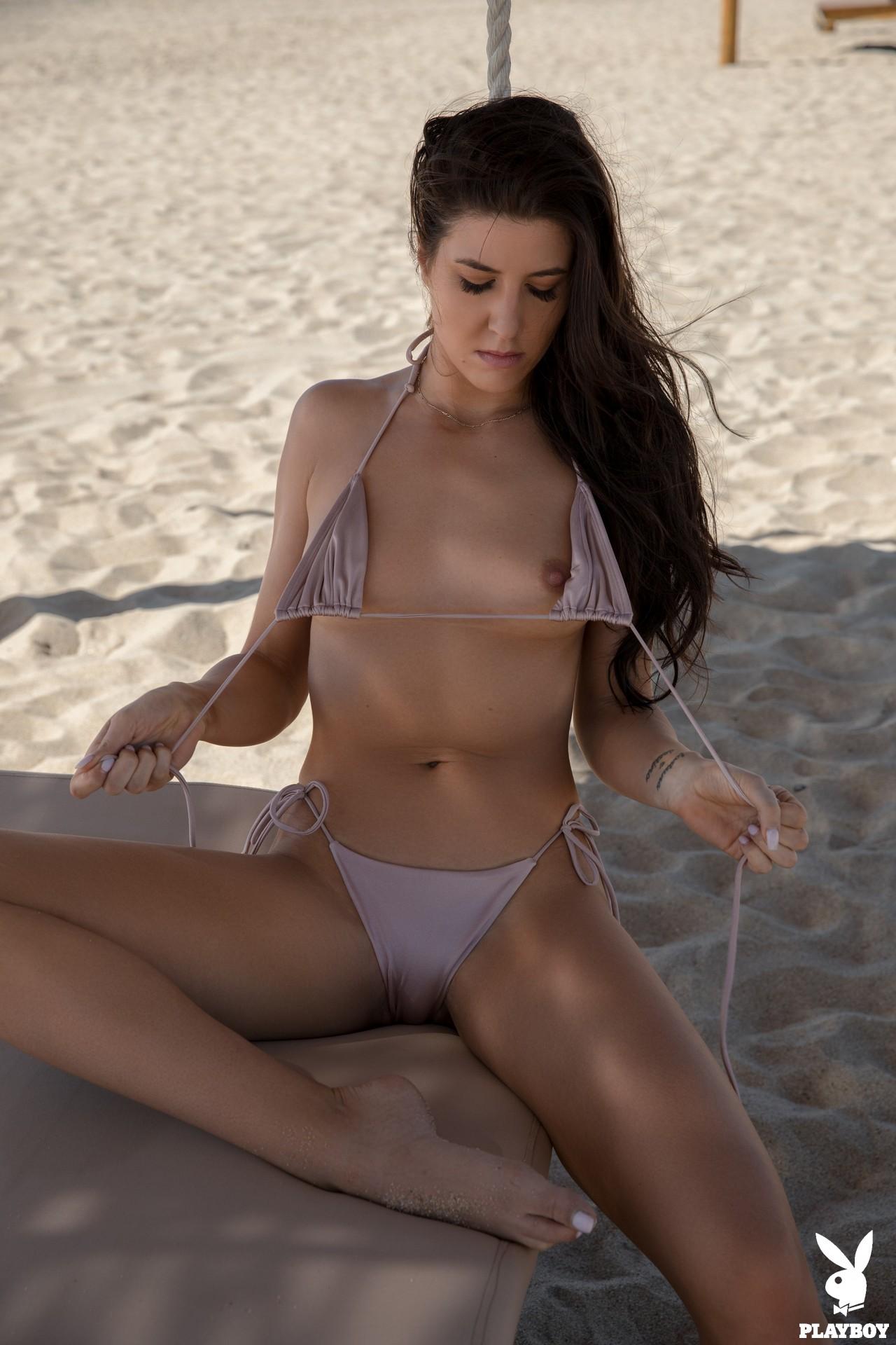 Carmen Nikole In Sizzling Sands Playboy Plus (38)
