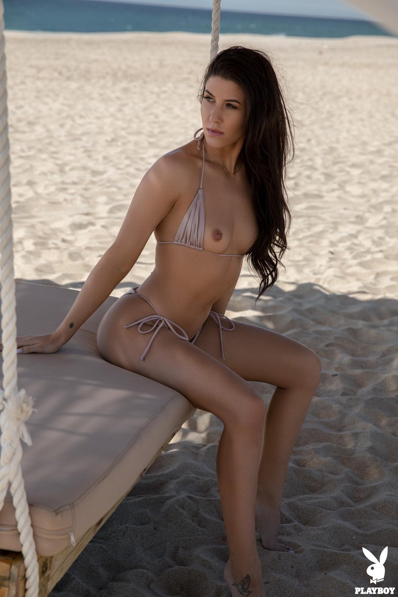 Carmen Nikole In Sizzling Sands Playboy Plus (6)