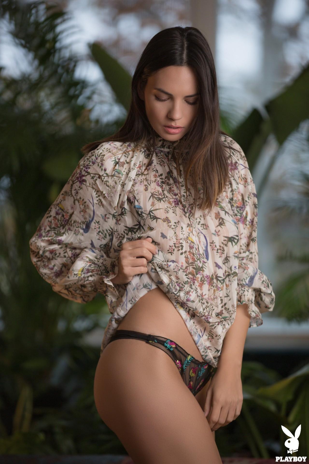 Flora Garai In Sweet Charmer Playboy Plus (2)
