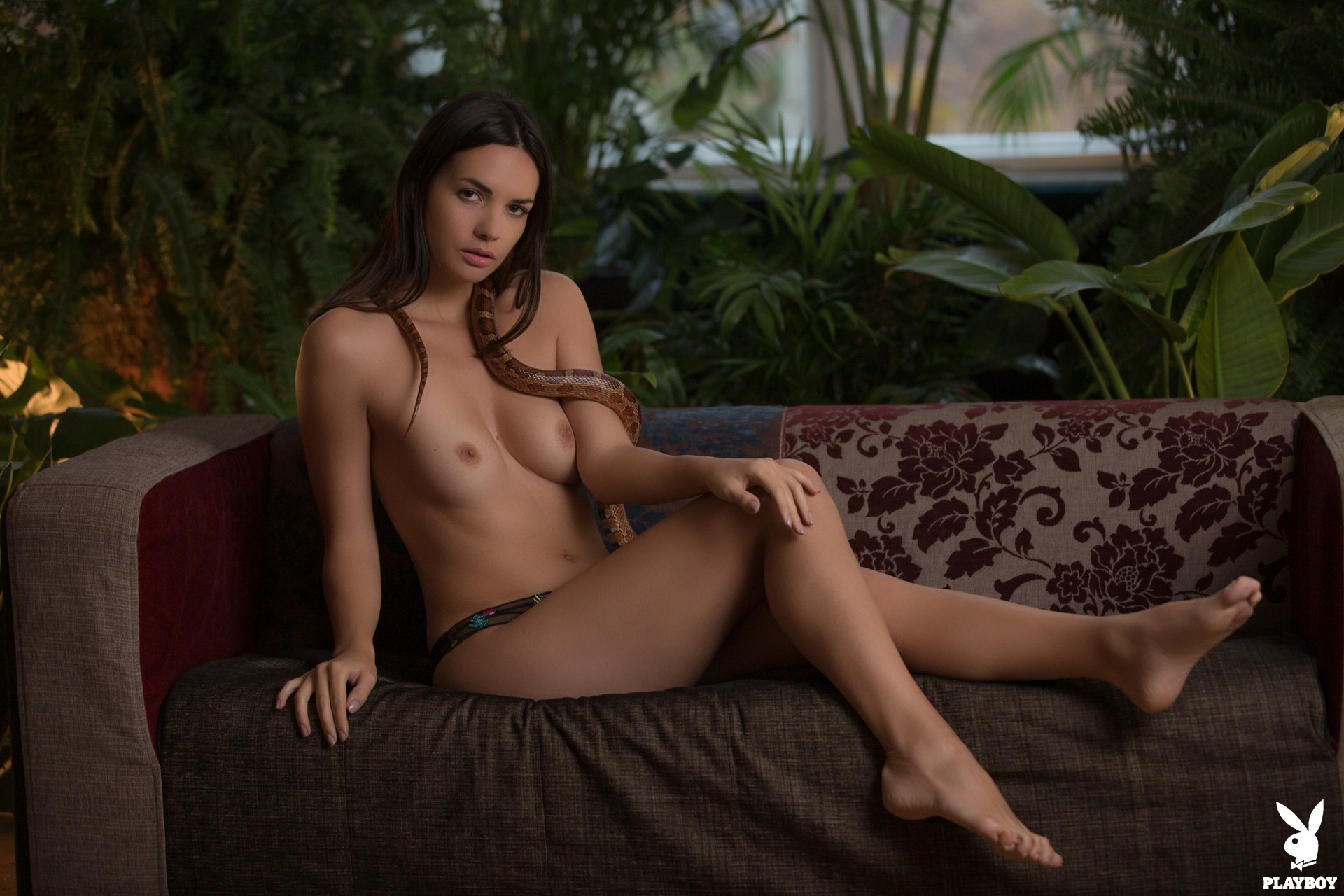 Flora Garai In Sweet Charmer Playboy Plus (15)