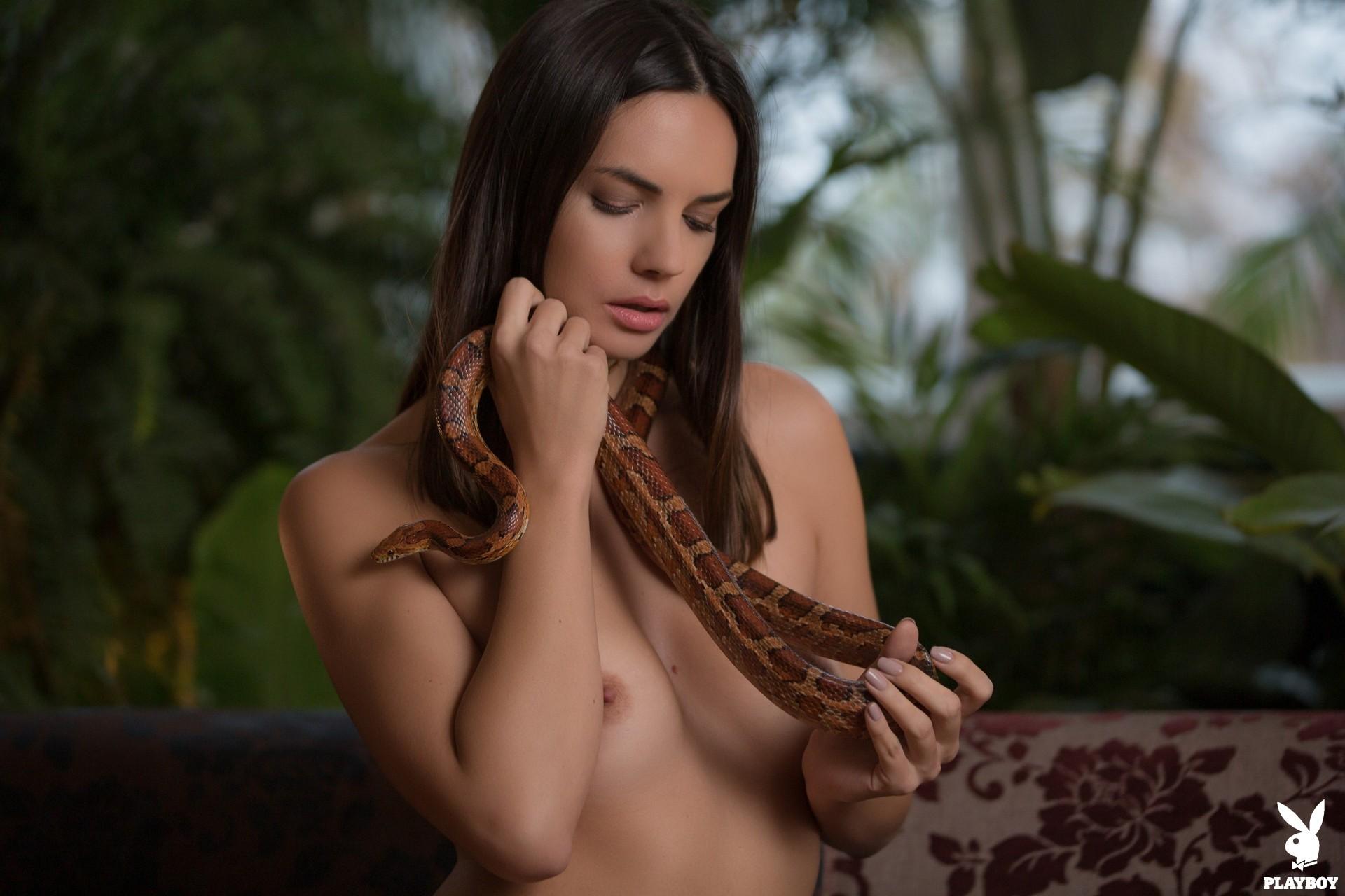 Flora Garai In Sweet Charmer Playboy Plus (20)