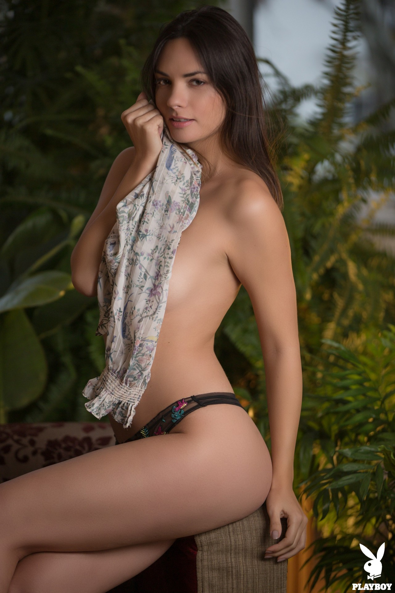 Flora Garai In Sweet Charmer Playboy Plus (3)