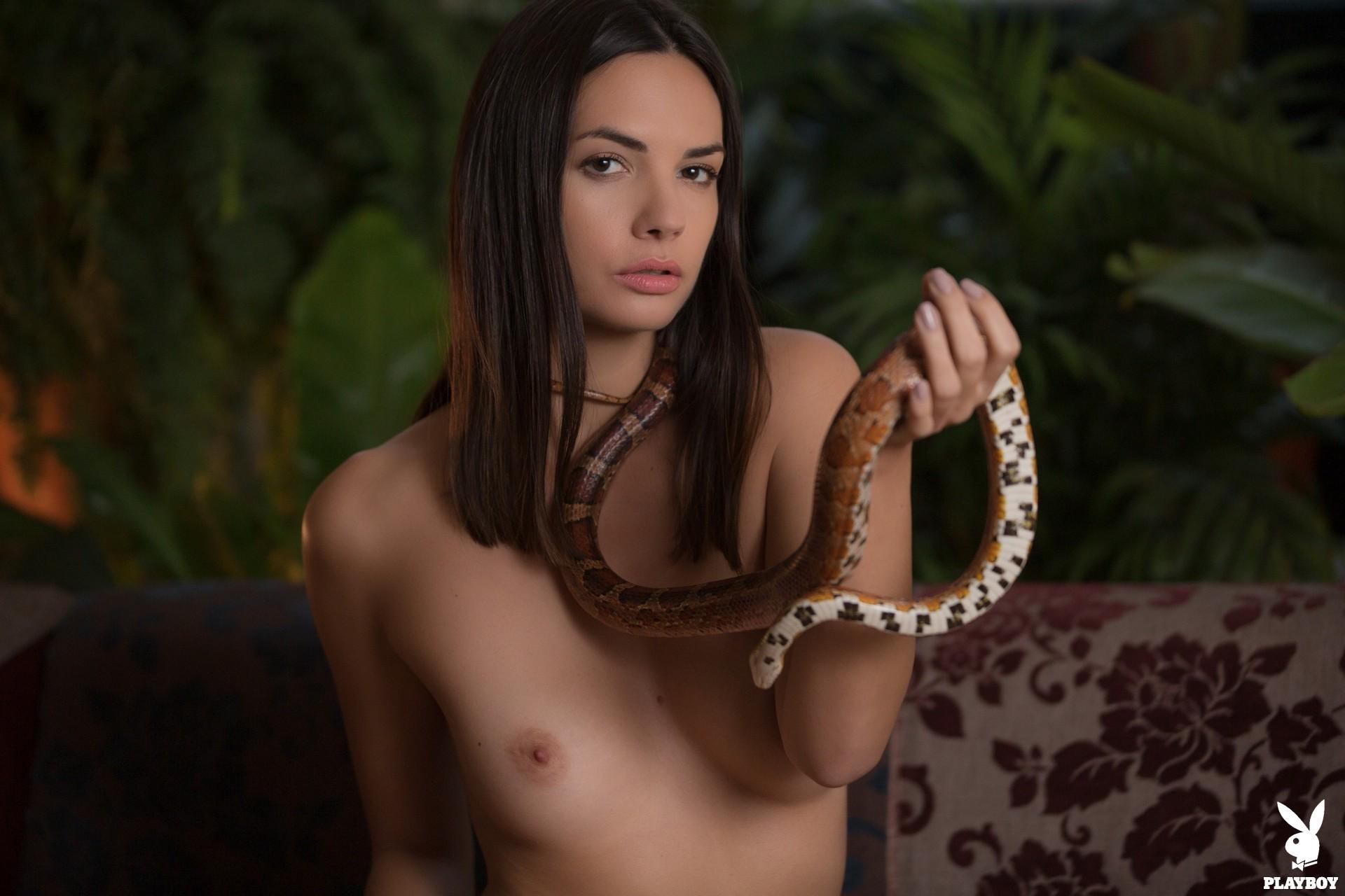 Flora Garai In Sweet Charmer Playboy Plus (21)