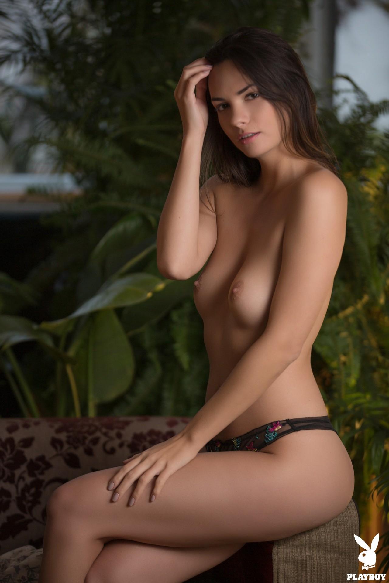 Flora Garai In Sweet Charmer Playboy Plus (4)