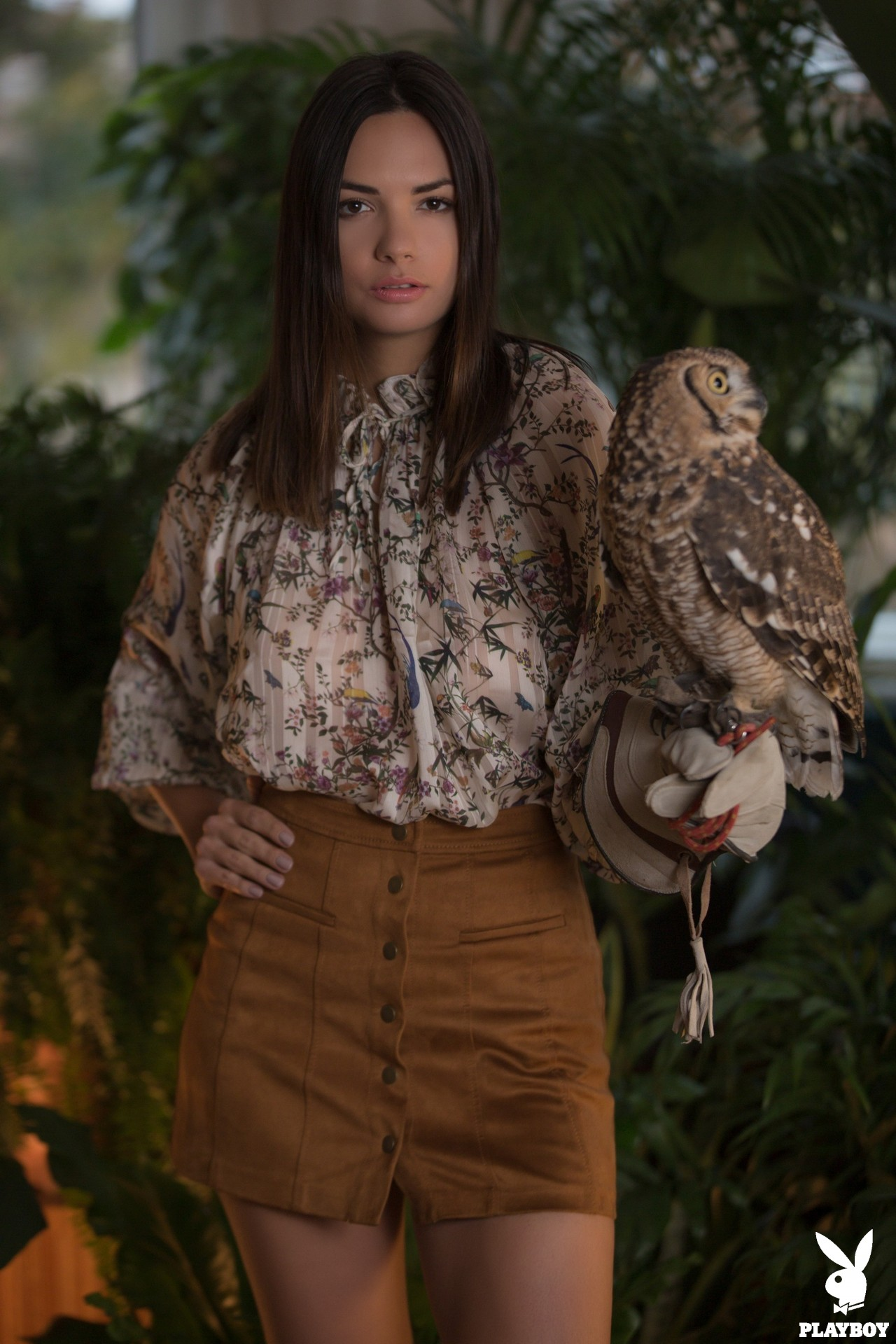 Flora Garai In Sweet Charmer Playboy Plus (31)