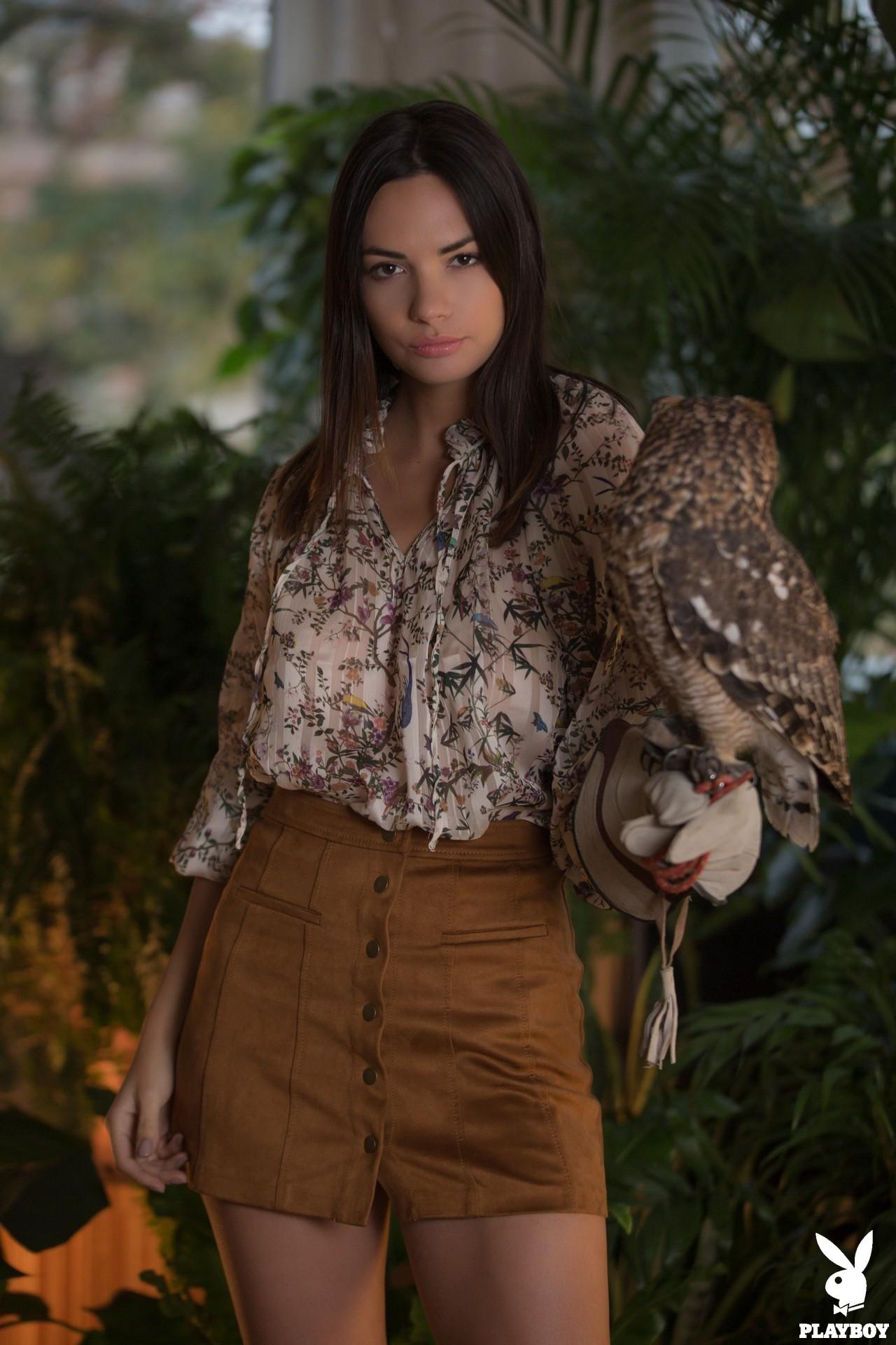 Flora Garai In Sweet Charmer Playboy Plus (32)