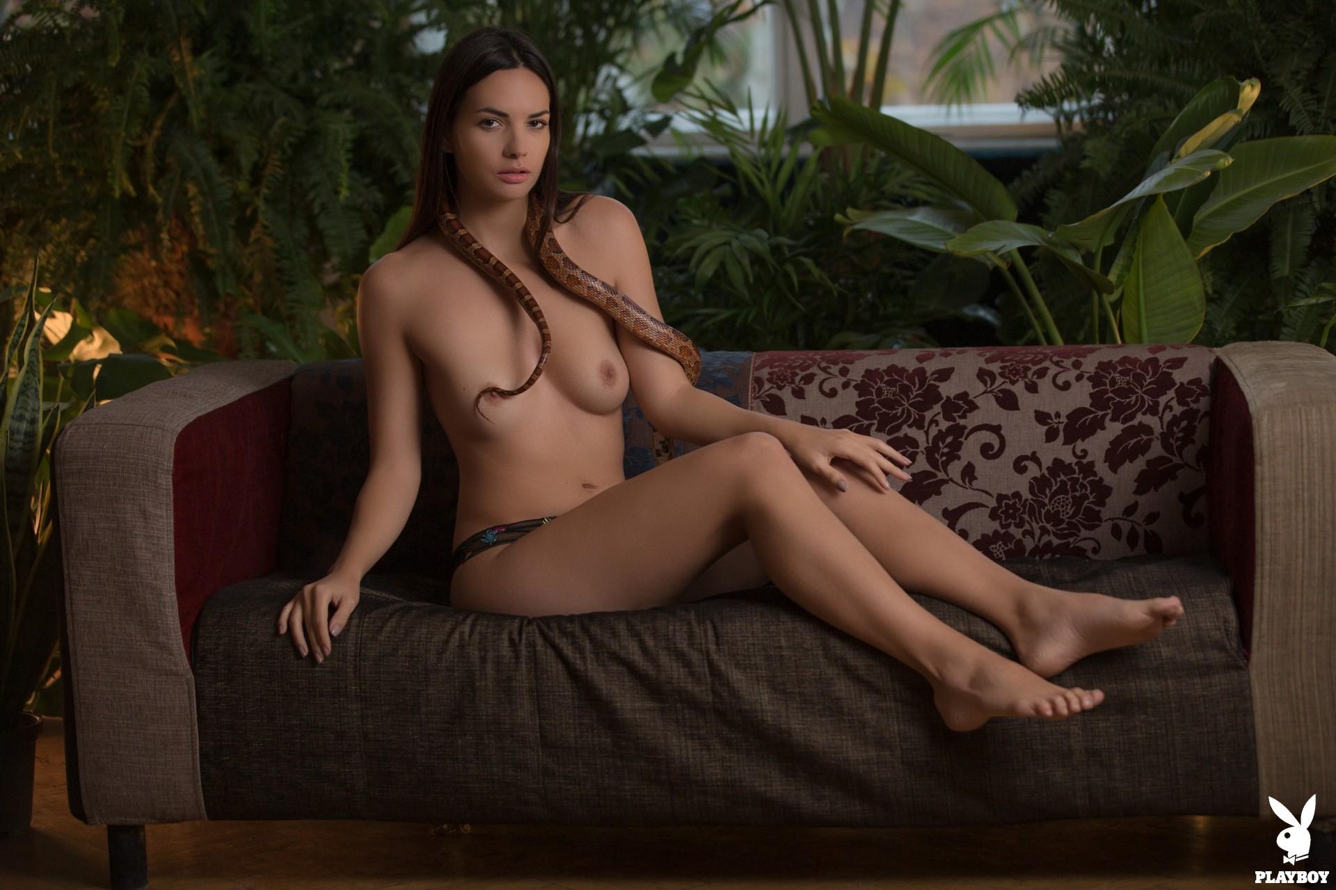 Flora Garai In Sweet Charmer Playboy Plus (34)