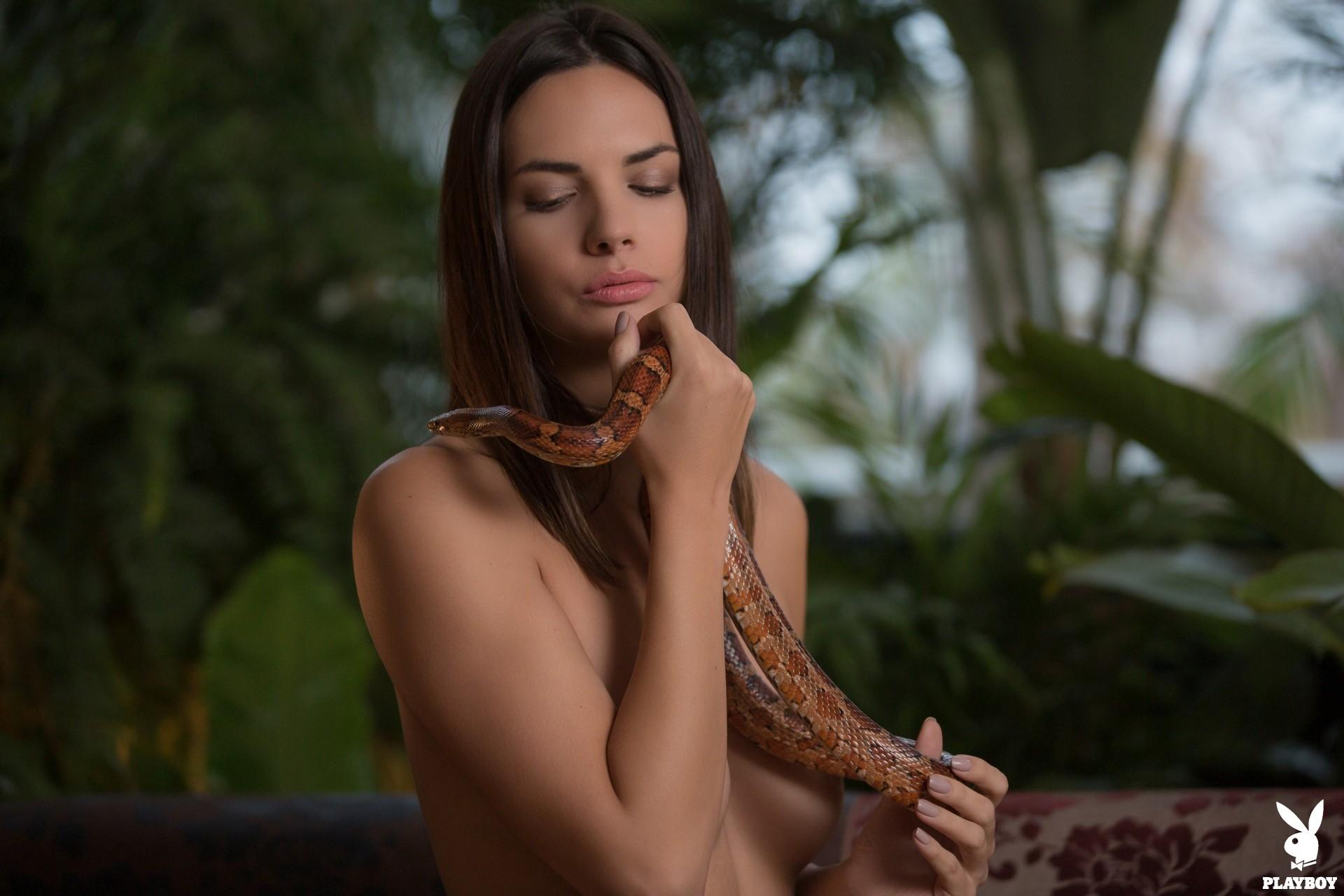 Flora Garai In Sweet Charmer Playboy Plus (36)