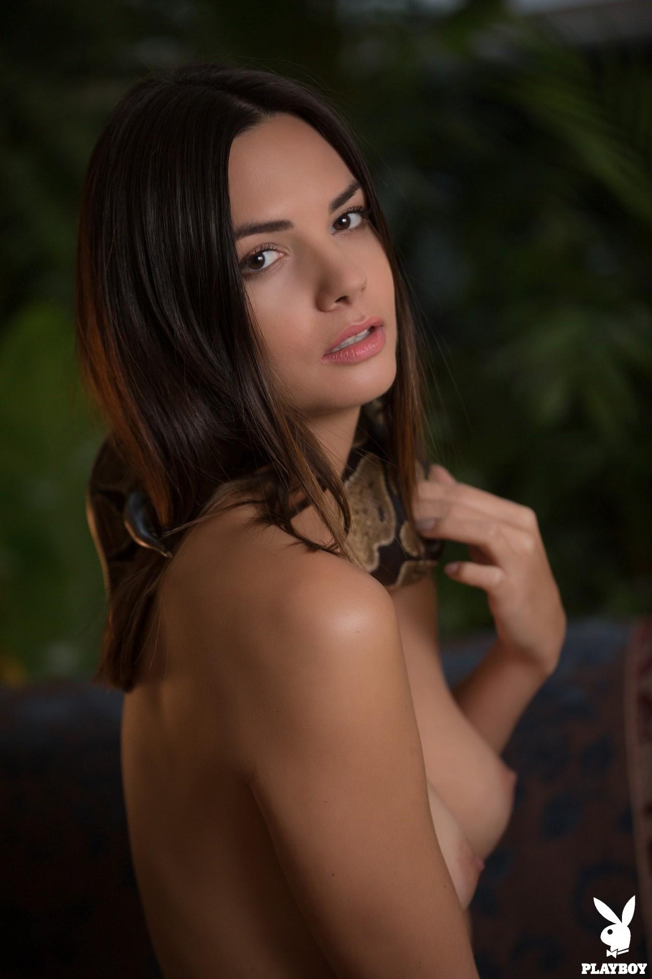 Flora Garai In Sweet Charmer Playboy Plus (40)