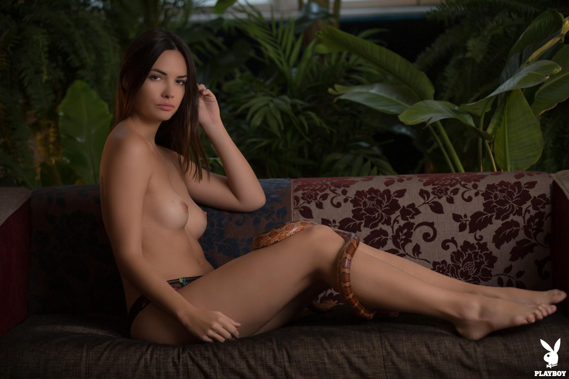 Flora Garai In Sweet Charmer Playboy Plus (8)