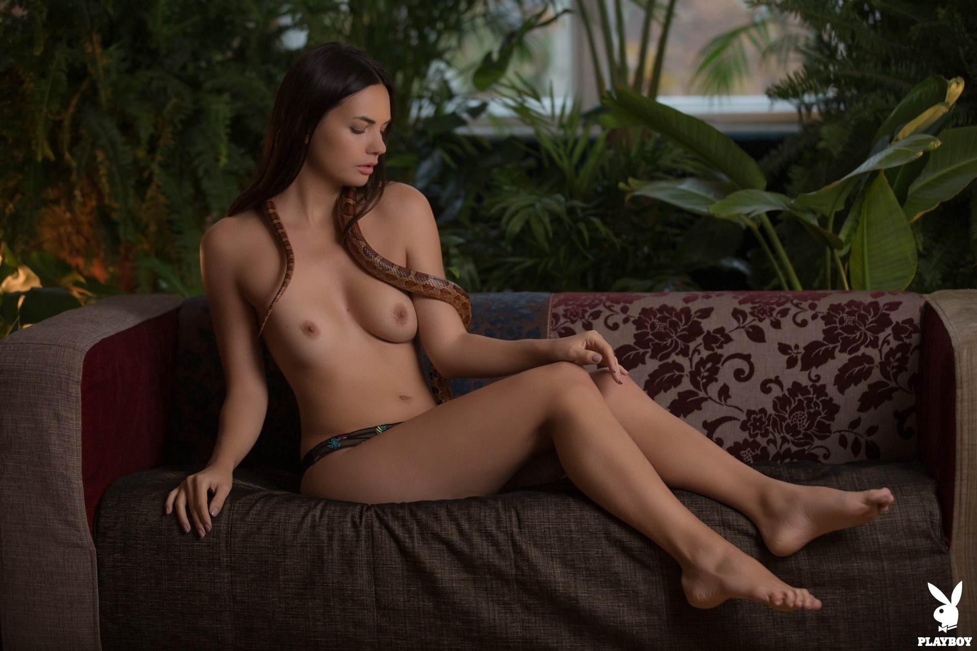 Flora Garai In Sweet Charmer Playboy Plus (9)