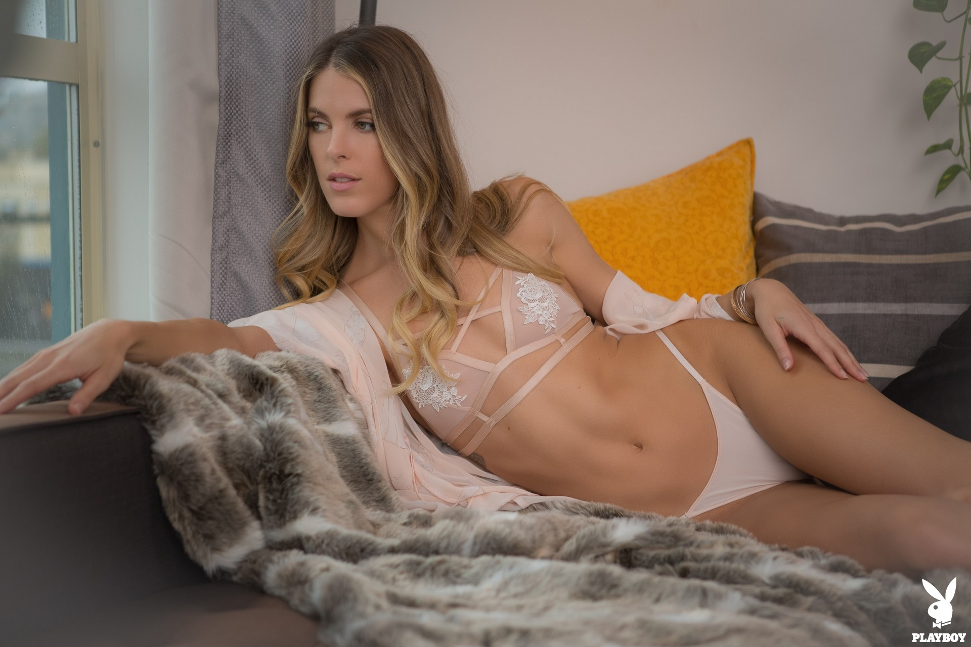 Hailey Afton In Divine Living Playboy Plus (32)