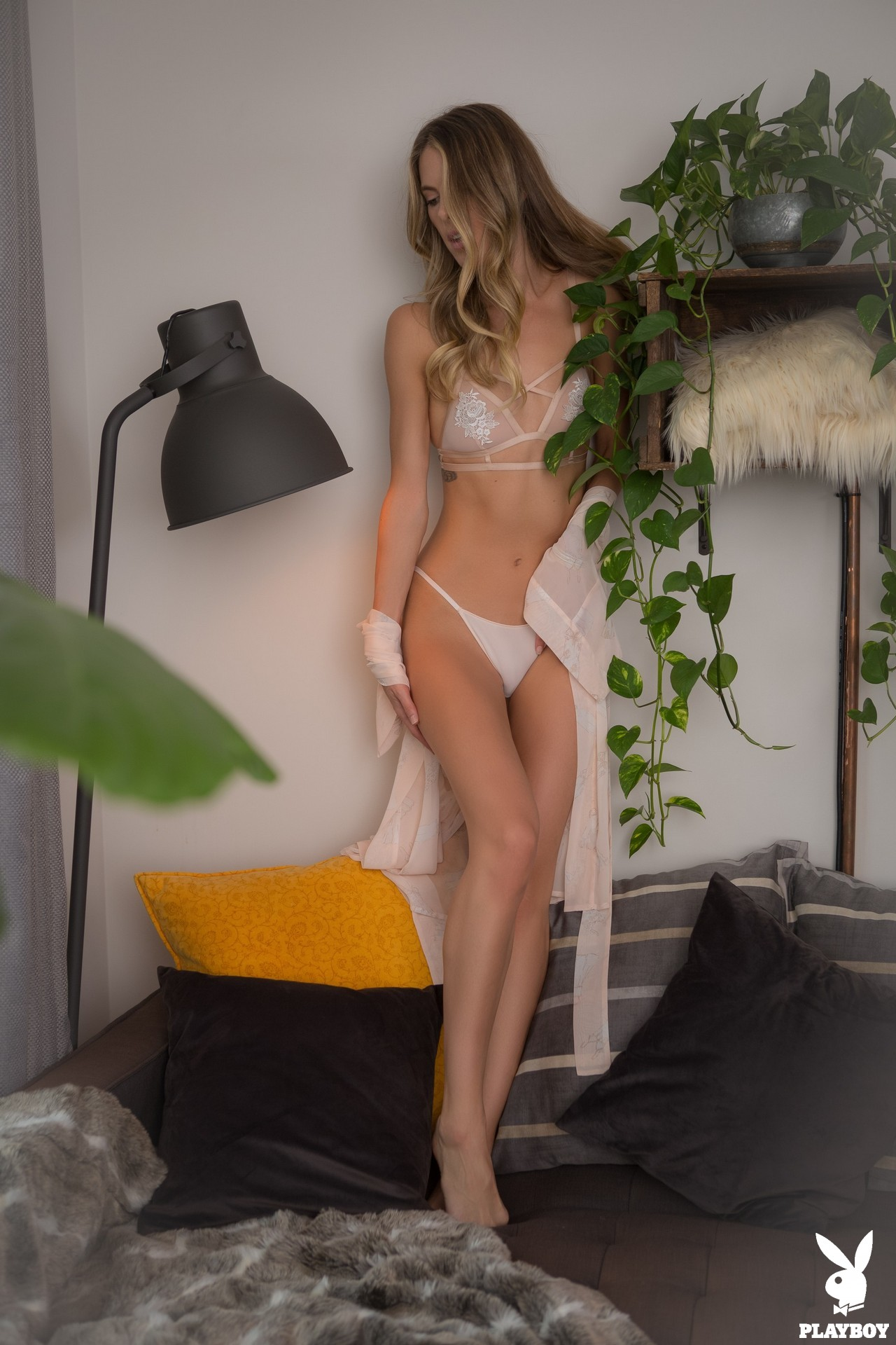 Hailey Afton In Divine Living Playboy Plus (34)