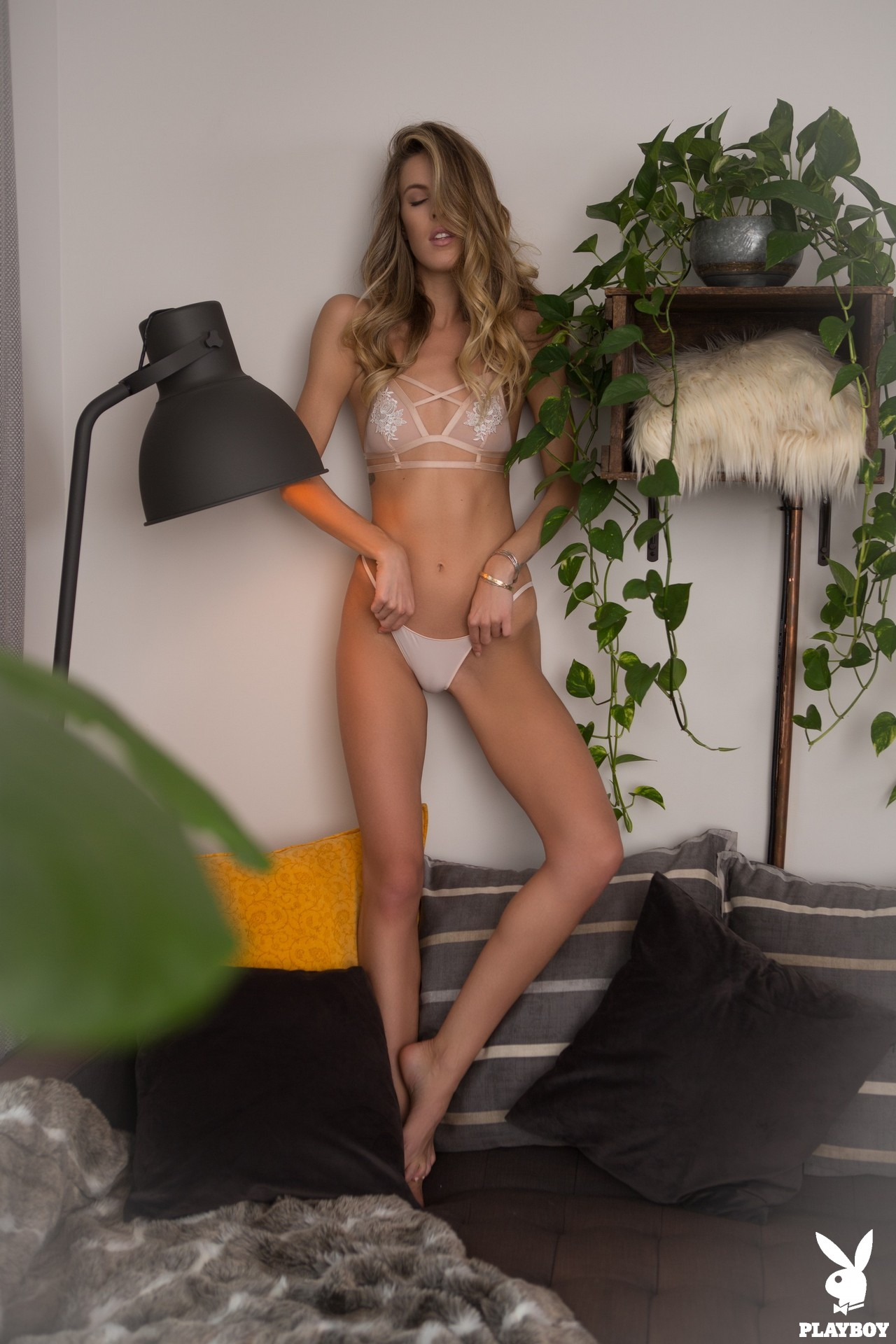 Hailey Afton In Divine Living Playboy Plus (36)