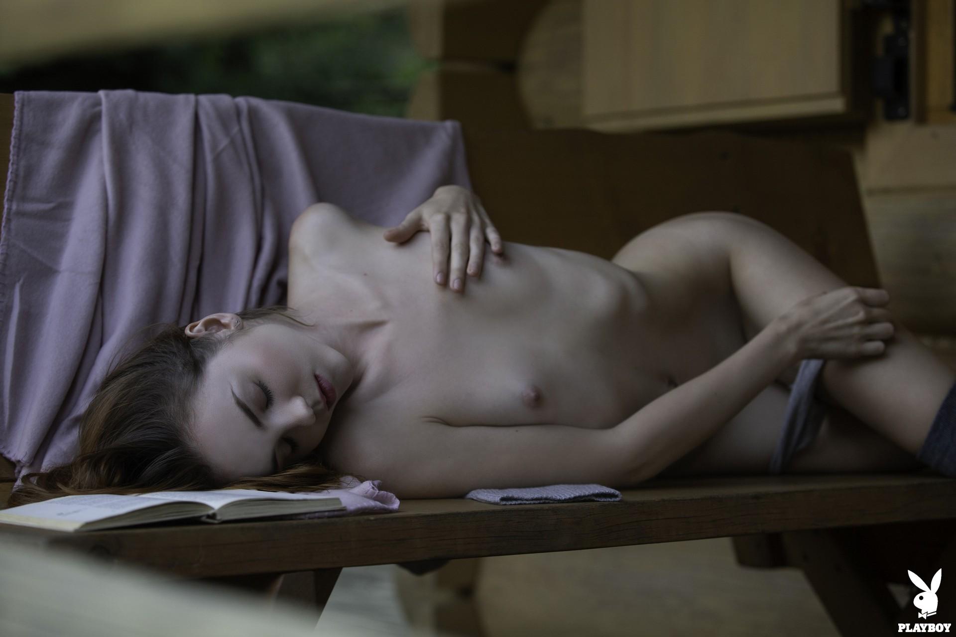 Kate Great In Unwinding Hour Playboy Plus (16)