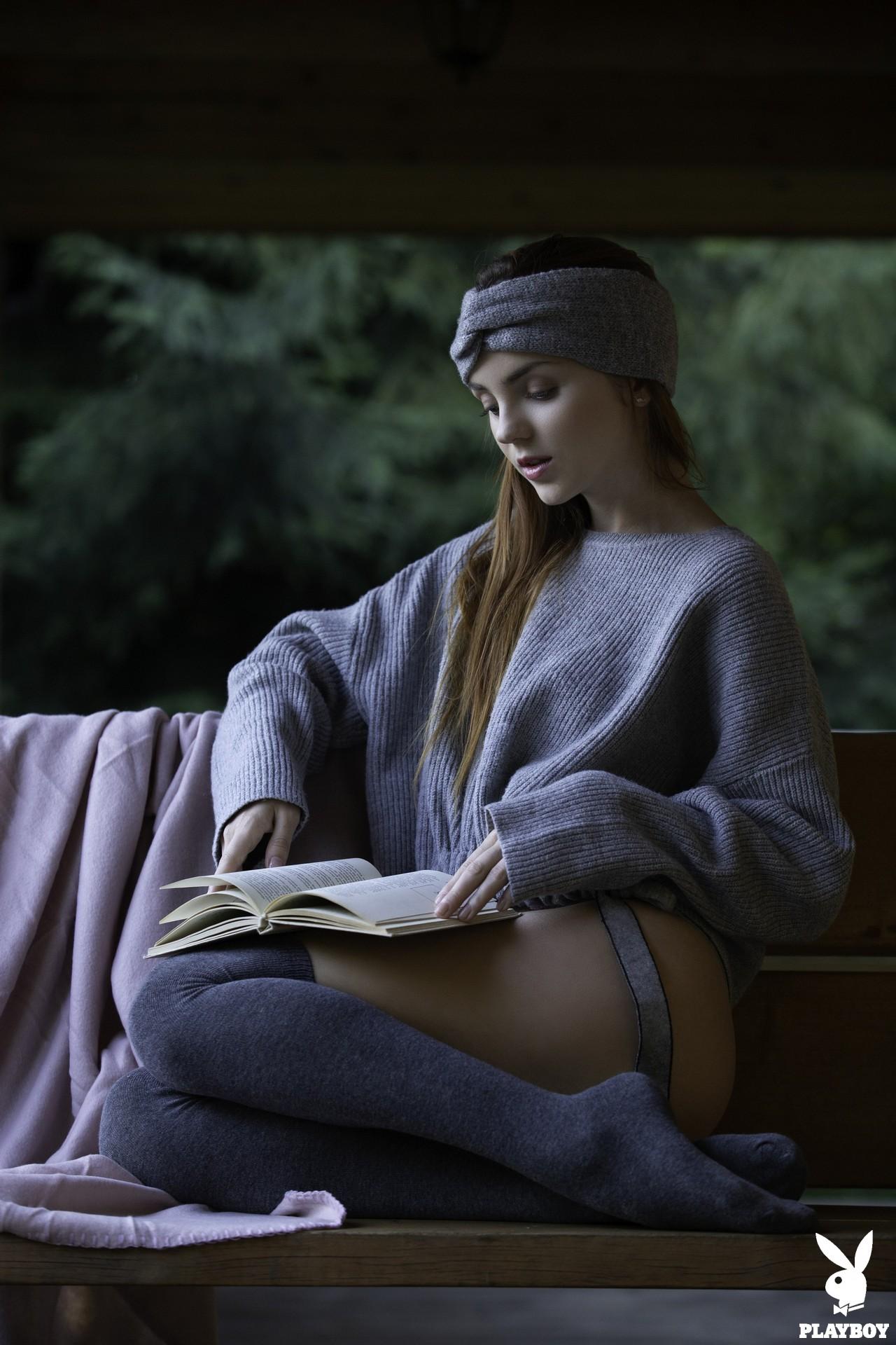 Kate Great In Unwinding Hour Playboy Plus (32)