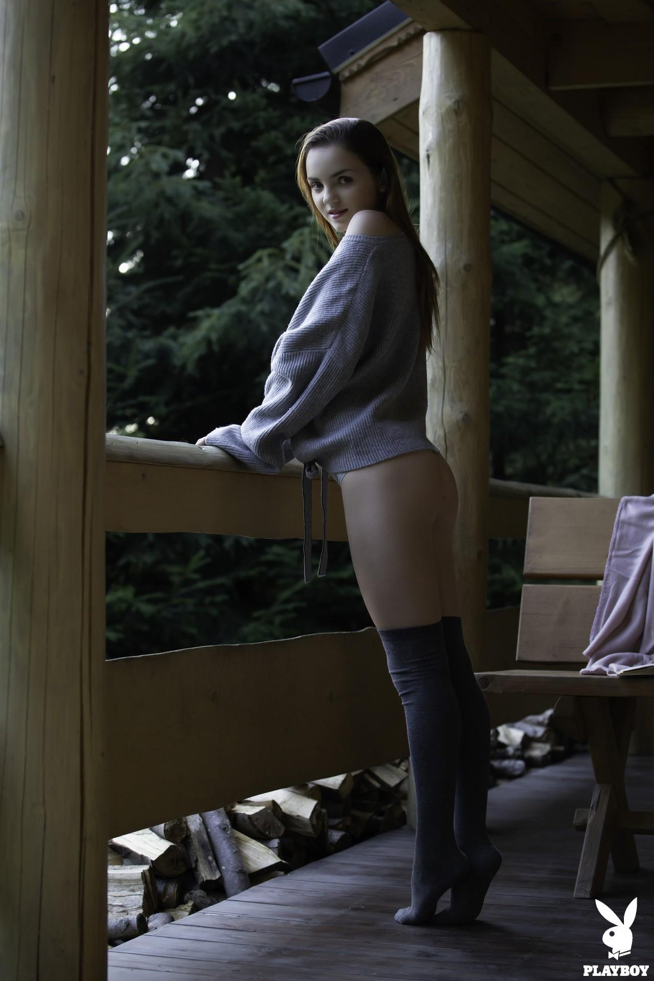 Kate Great In Unwinding Hour Playboy Plus (36)