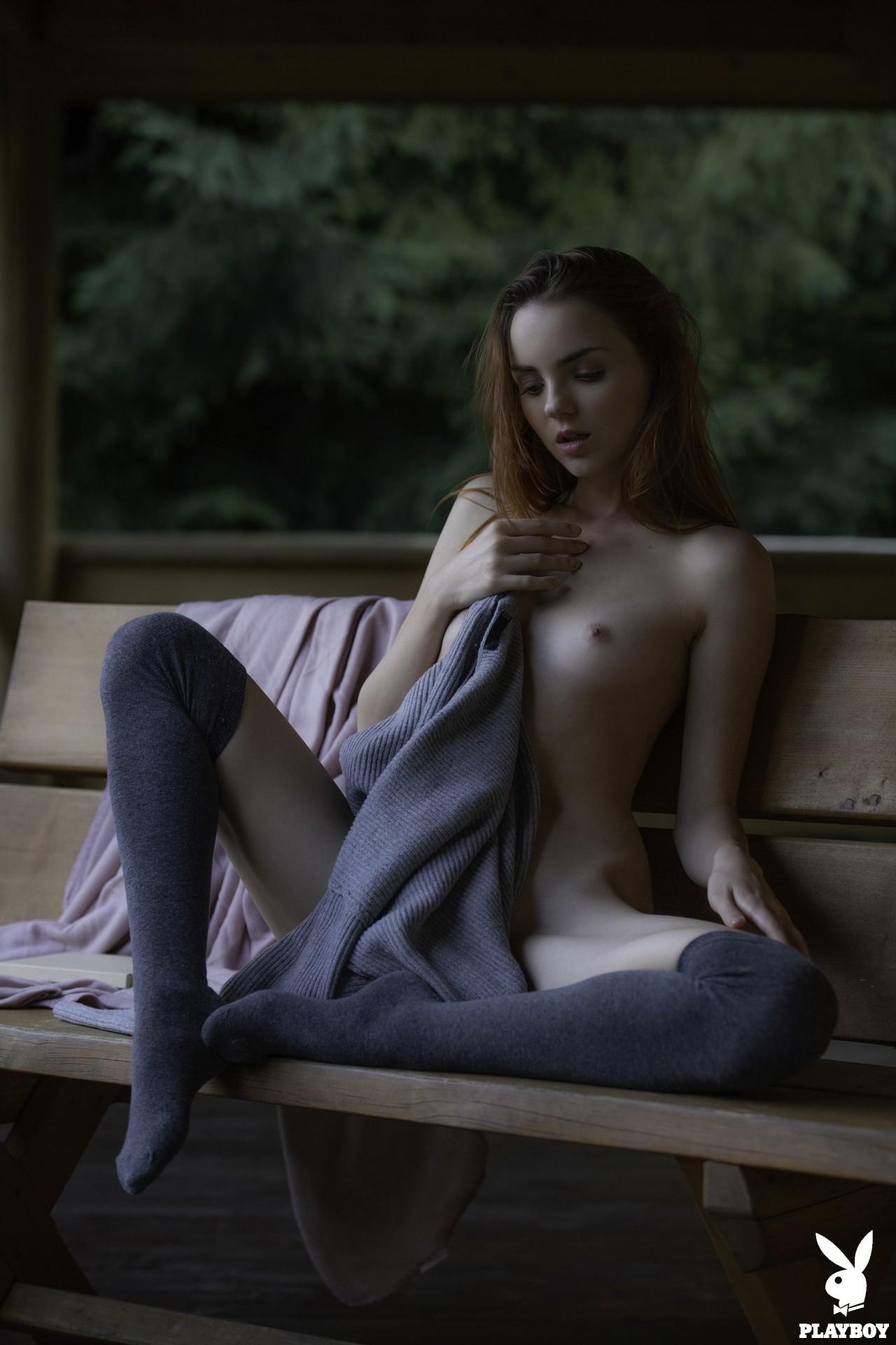 Kate Great In Unwinding Hour Playboy Plus (18)