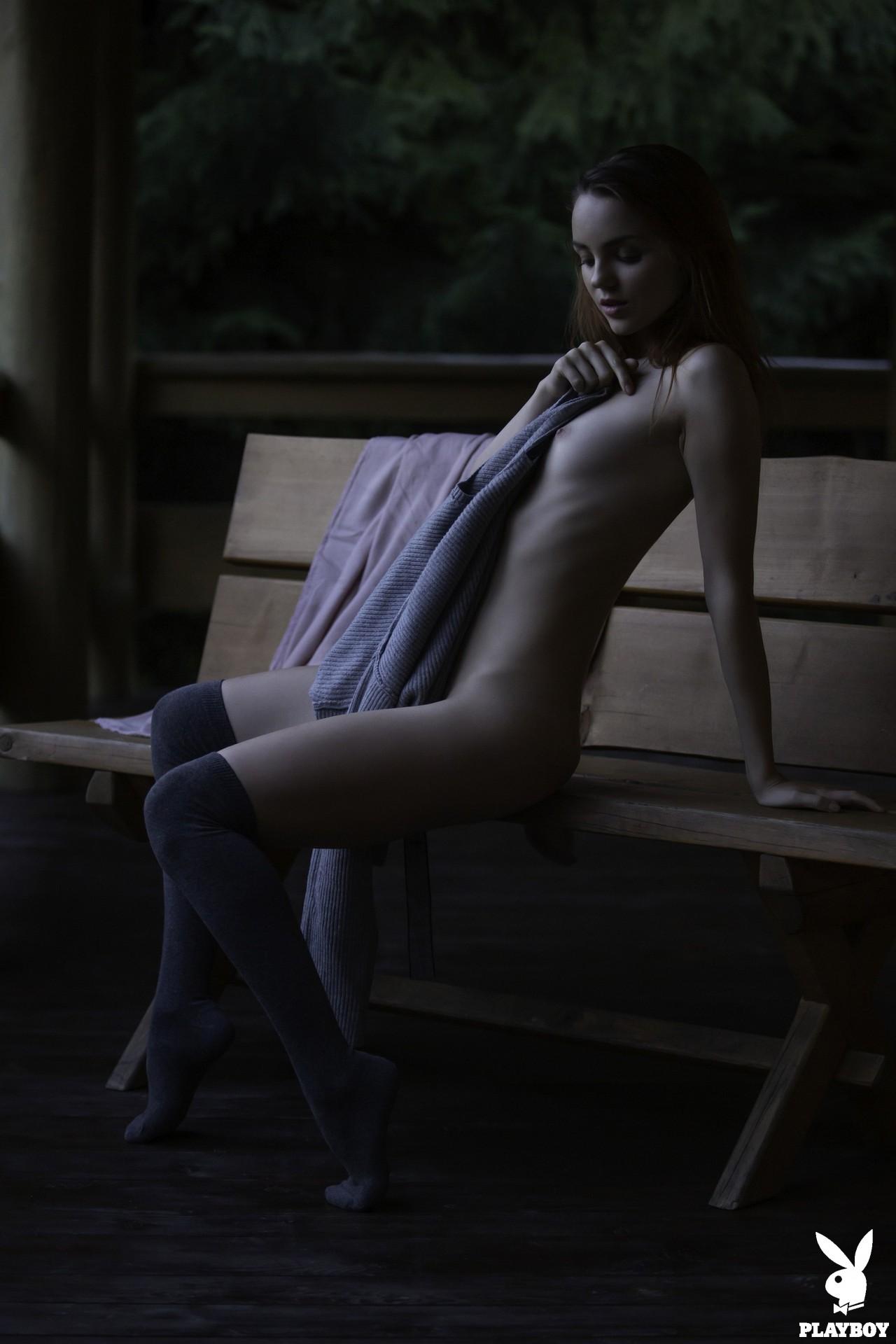 Kate Great In Unwinding Hour Playboy Plus (26)