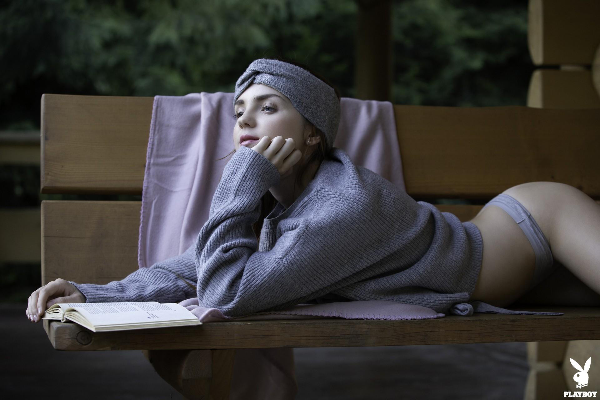 Kate Great In Unwinding Hour Playboy Plus (33)